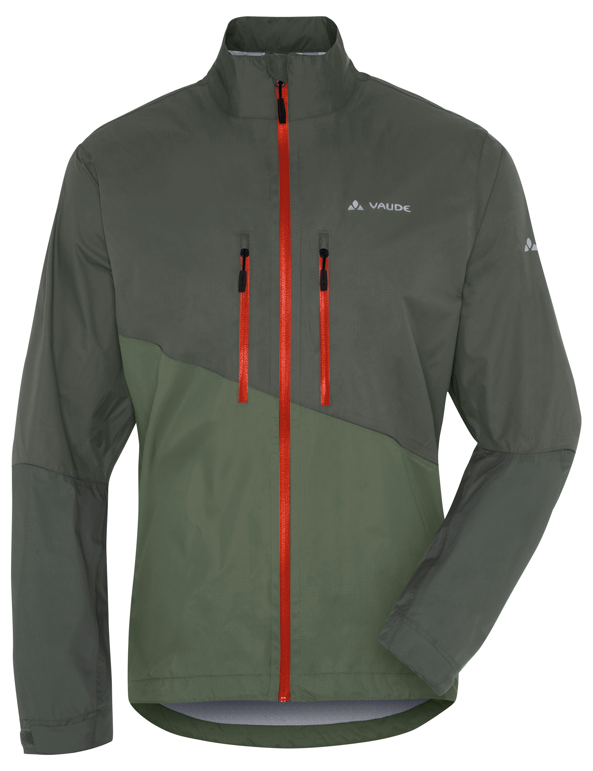 VAUDE Men´s Tremalzo Rain Jacket olive Größe XL - schneider-sports