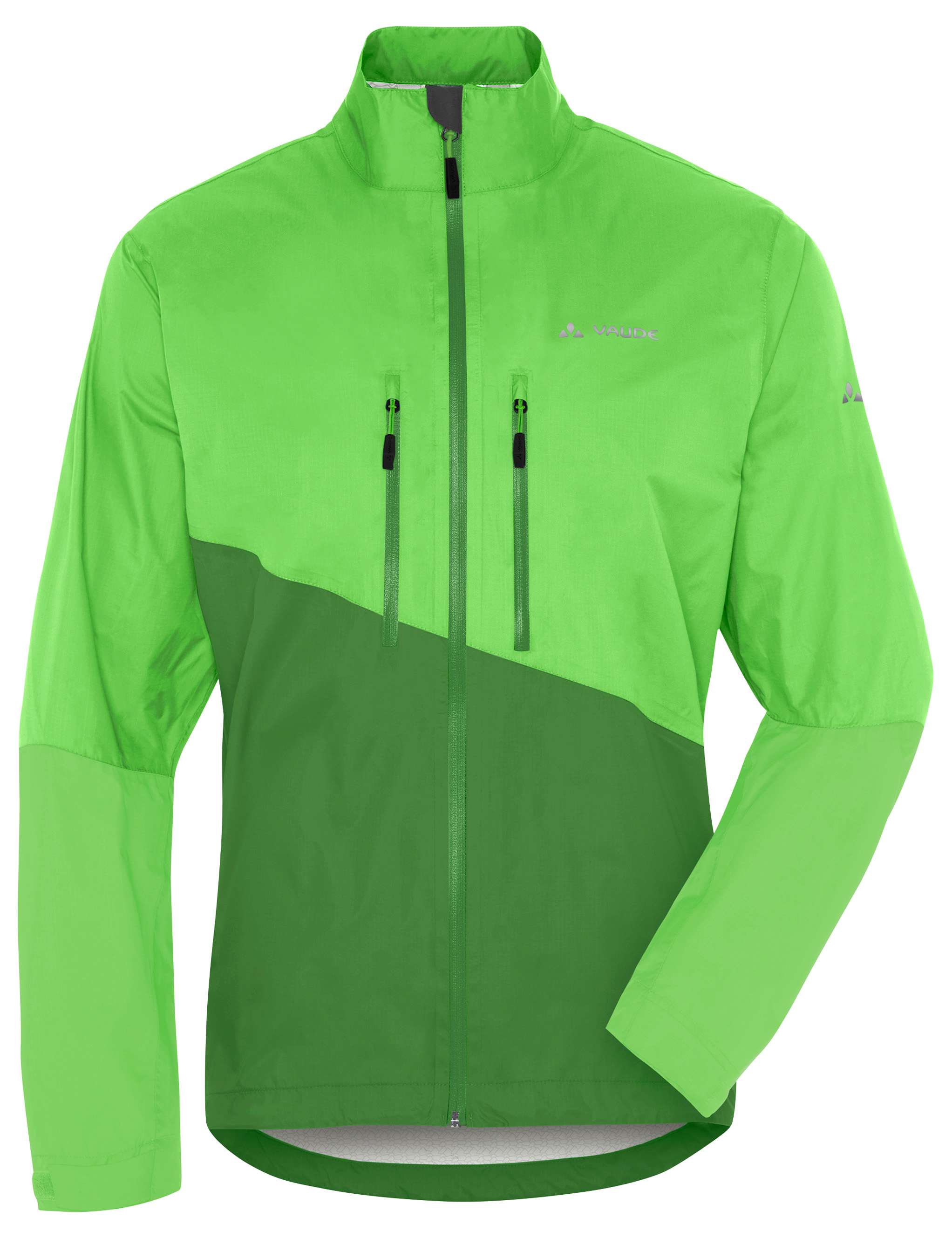 VAUDE Men´s Tremalzo Rain Jacket gooseberry Größe L - schneider-sports