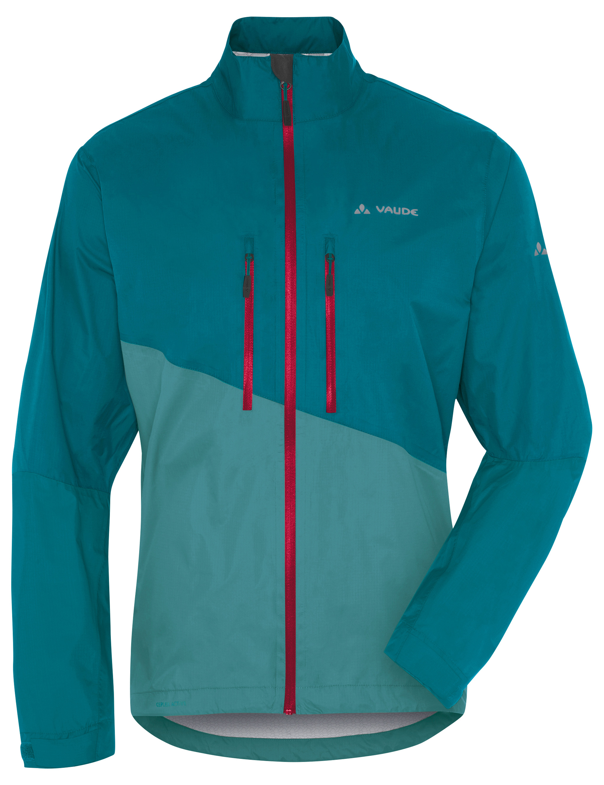 VAUDE Men´s Tremalzo Rain Jacket green spinel Größe L - schneider-sports
