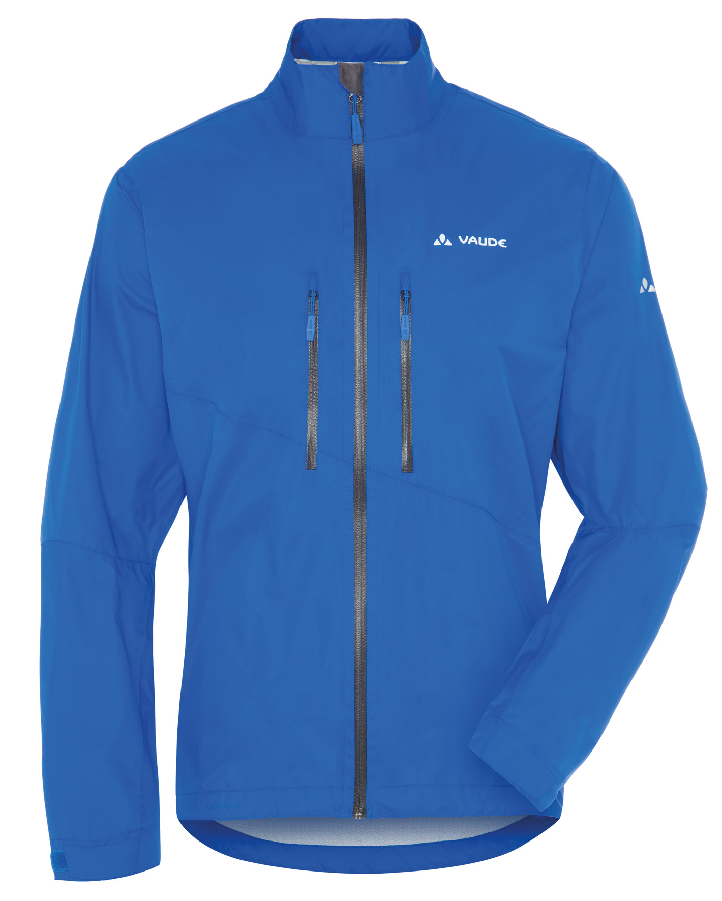 VAUDE Men´s Tremalzo Rain Jacket hydro blue Größe S - schneider-sports