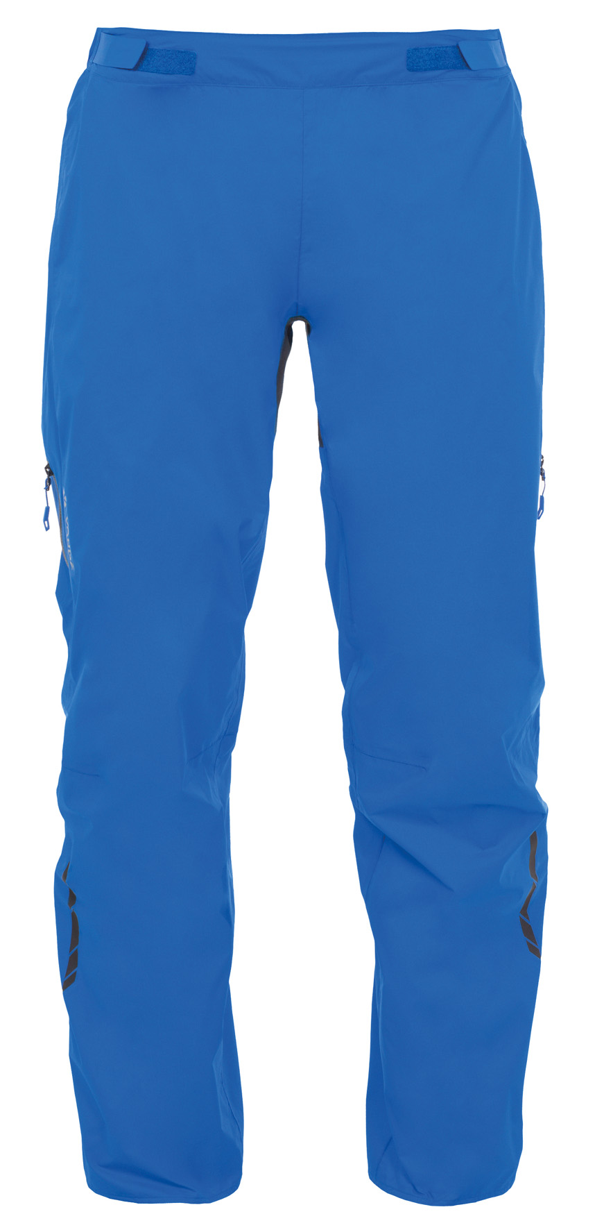 VAUDE Men´s Tremalzo Rain Pants hydro blue Größe L - schneider-sports