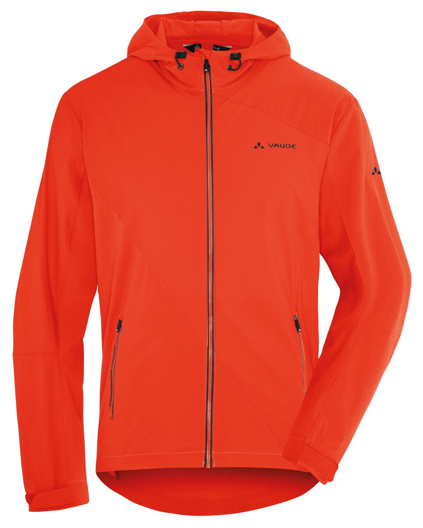 Men´s Moab Jacket glowing red Größe S - schneider-sports