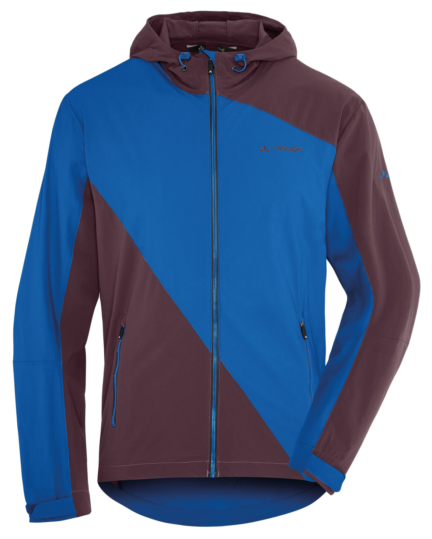 Men´s Moab Jacket hydro blue Größe S - schneider-sports