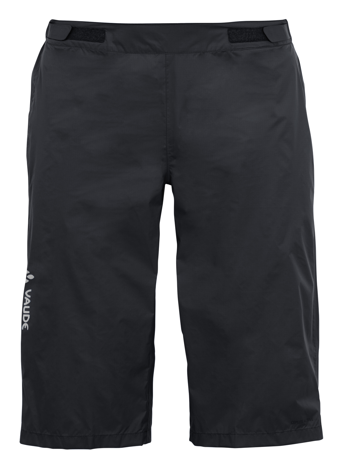 VAUDE Men´s Tremalzo Rain Shorts black Größe L - schneider-sports