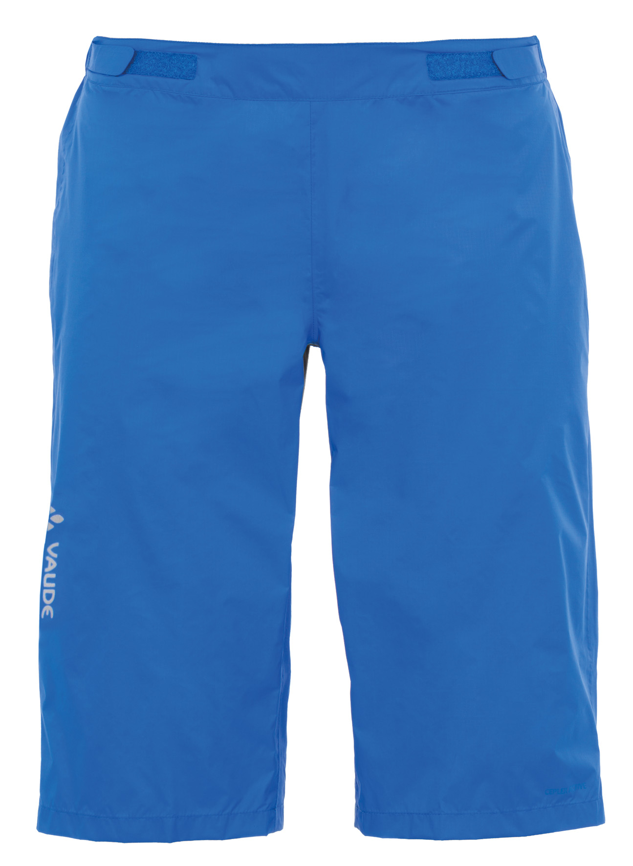 VAUDE Men´s Tremalzo Rain Shorts hydro blue Größe S - schneider-sports