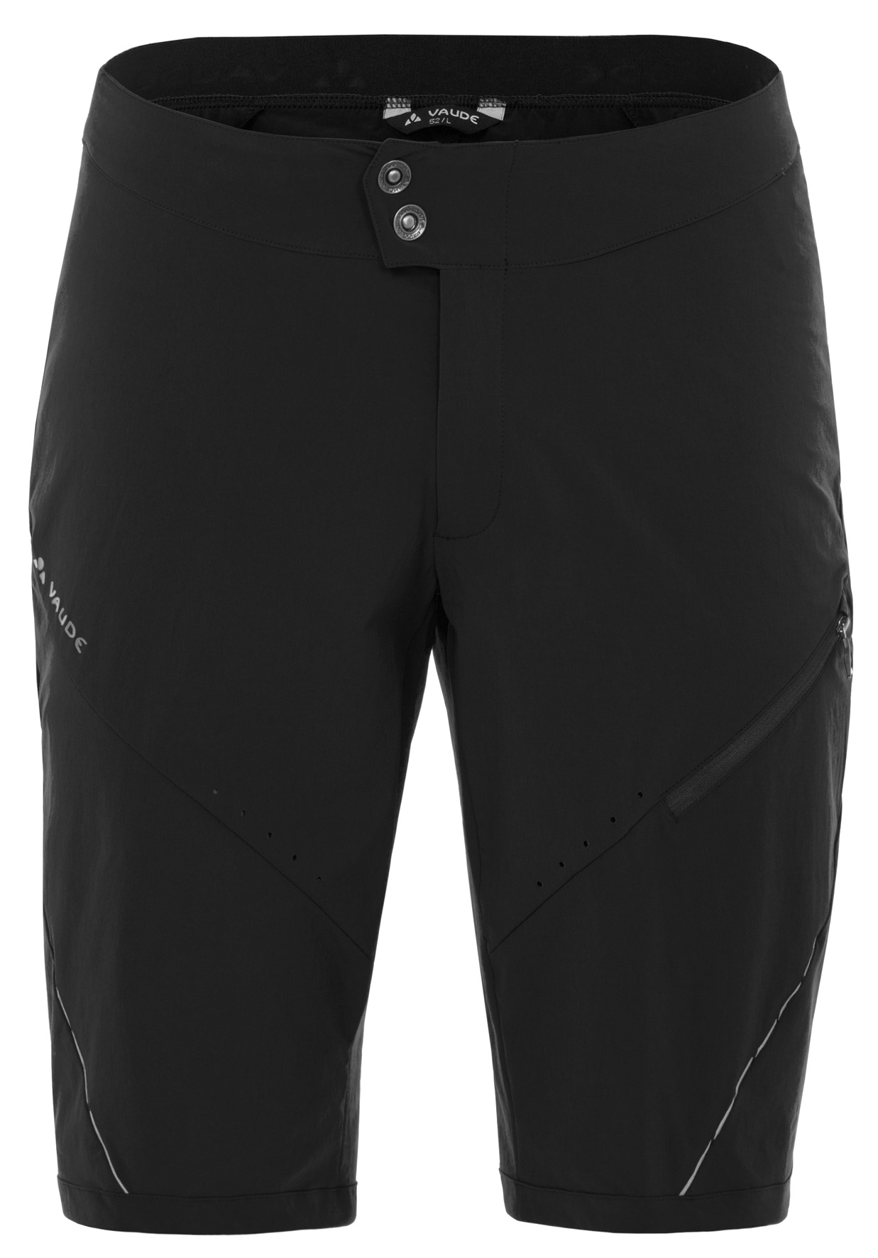 Men´s Topa Shorts black Größe XS - schneider-sports