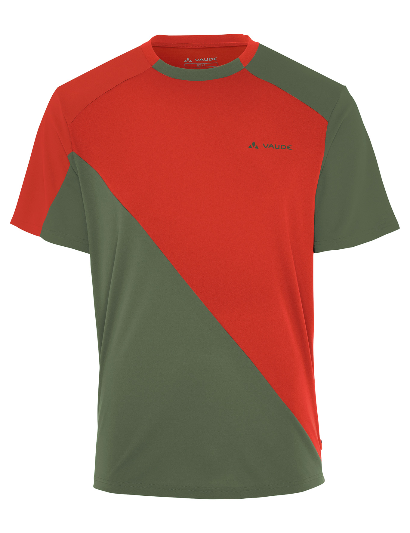 VAUDE Men´s Moab Shirt lava Größe L - schneider-sports