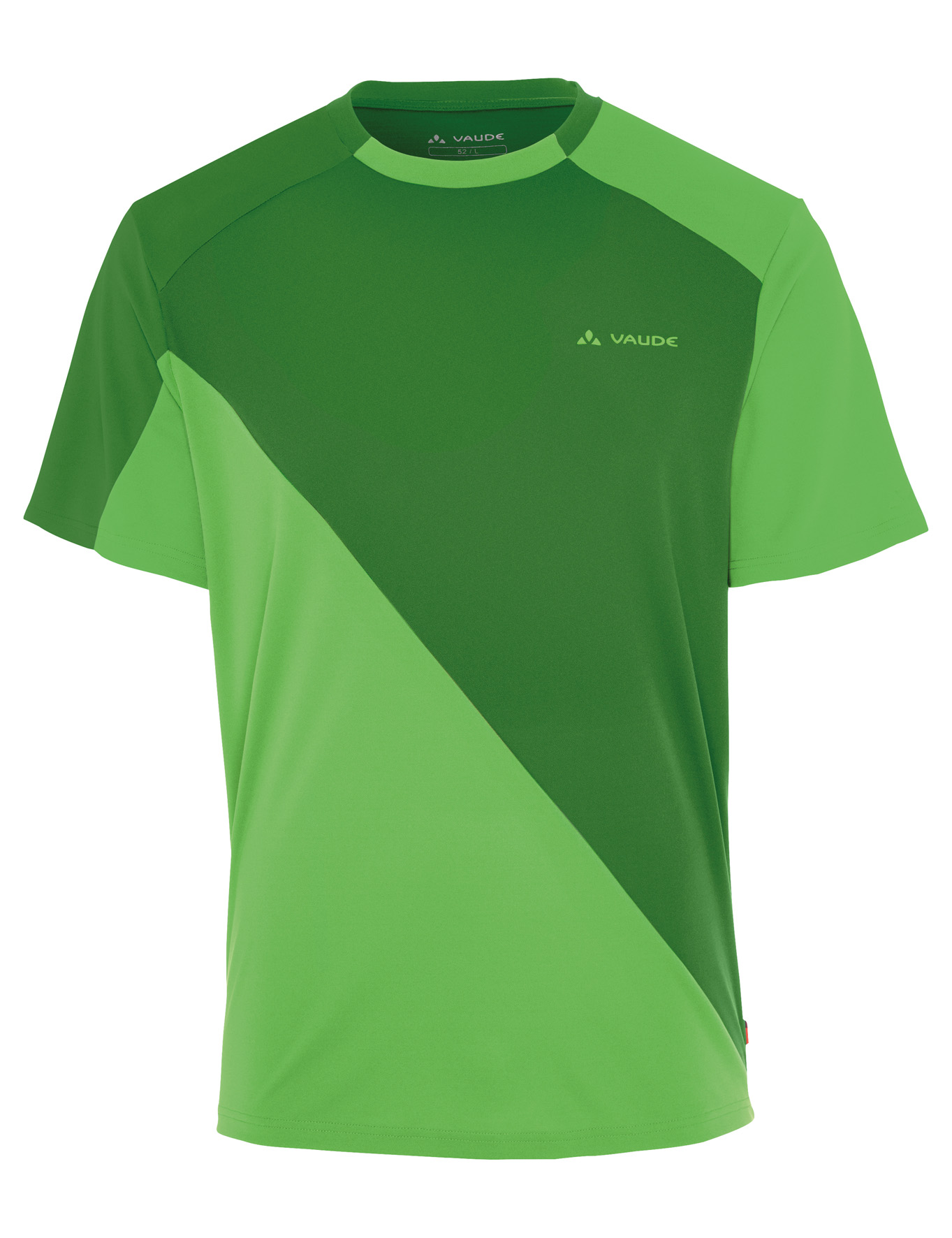 VAUDE Men´s Moab Shirt parrot green Größe S - schneider-sports