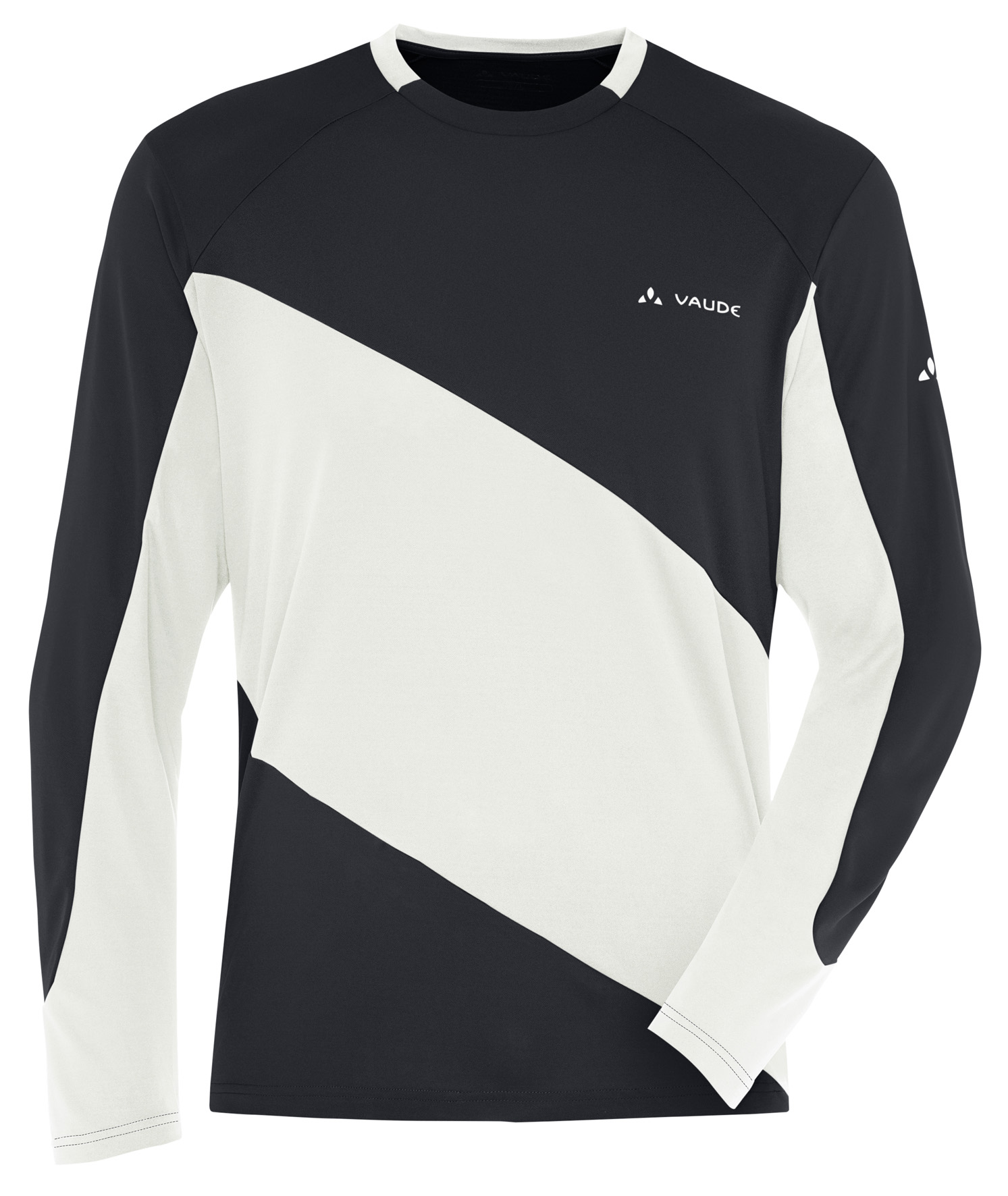 Men´s Moab LS Shirt black Größe L - schneider-sports
