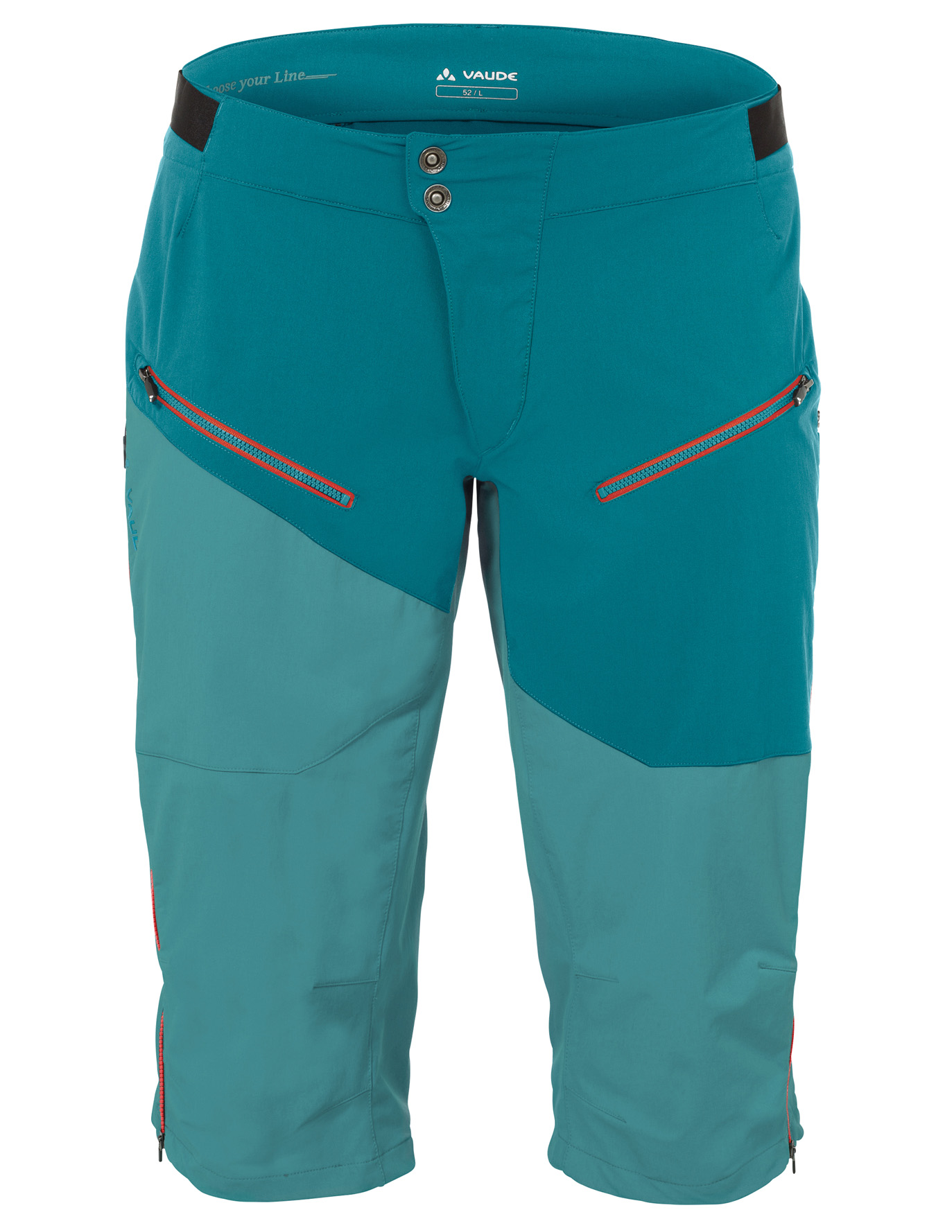 VAUDE Men´s Garbanzo Shorts neptune Größe L - schneider-sports
