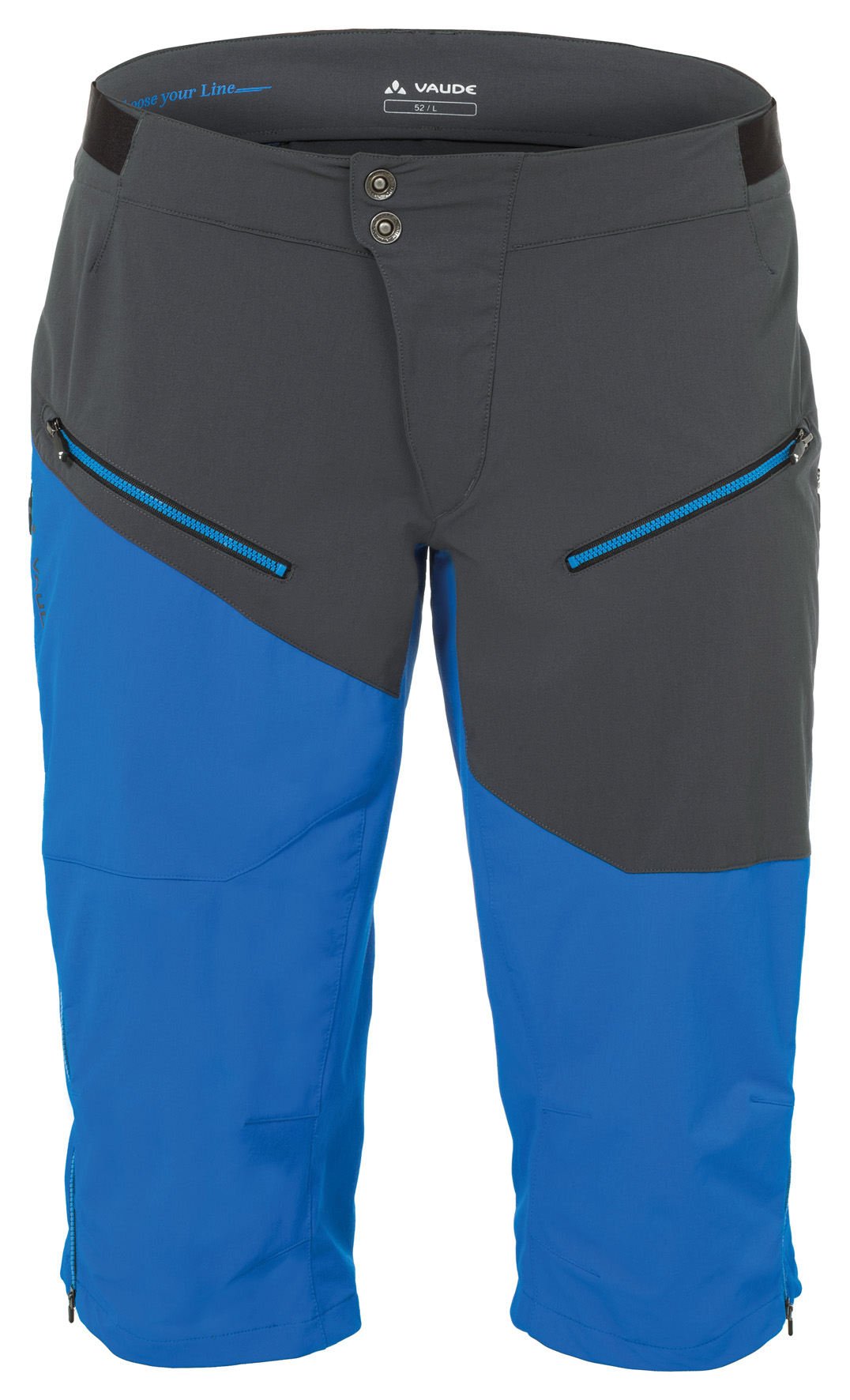 Men´s Garbanzo Shorts hydro blue Größe S - schneider-sports