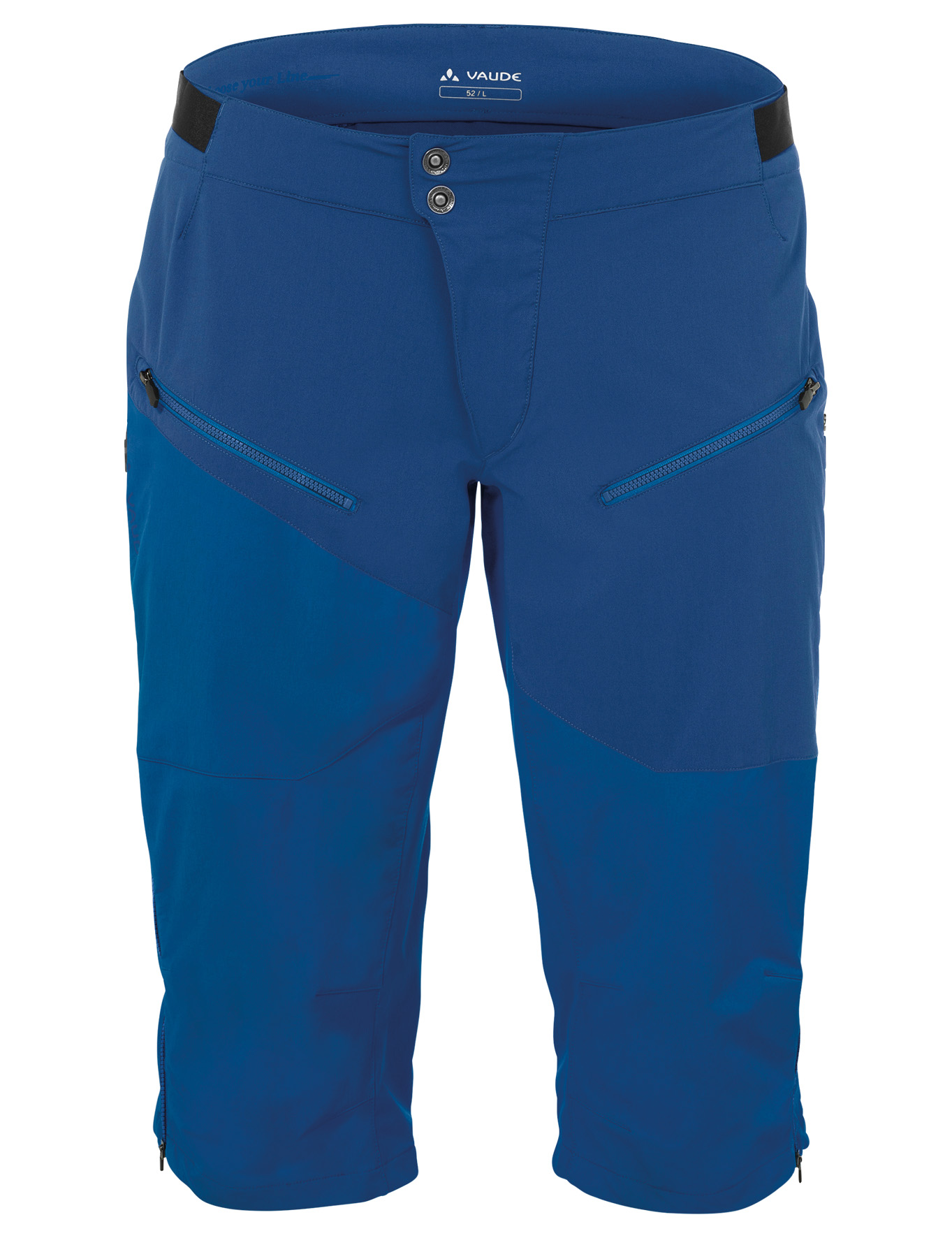 VAUDE Men´s Garbanzo Shorts hydro blue/royal Größe XL - schneider-sports