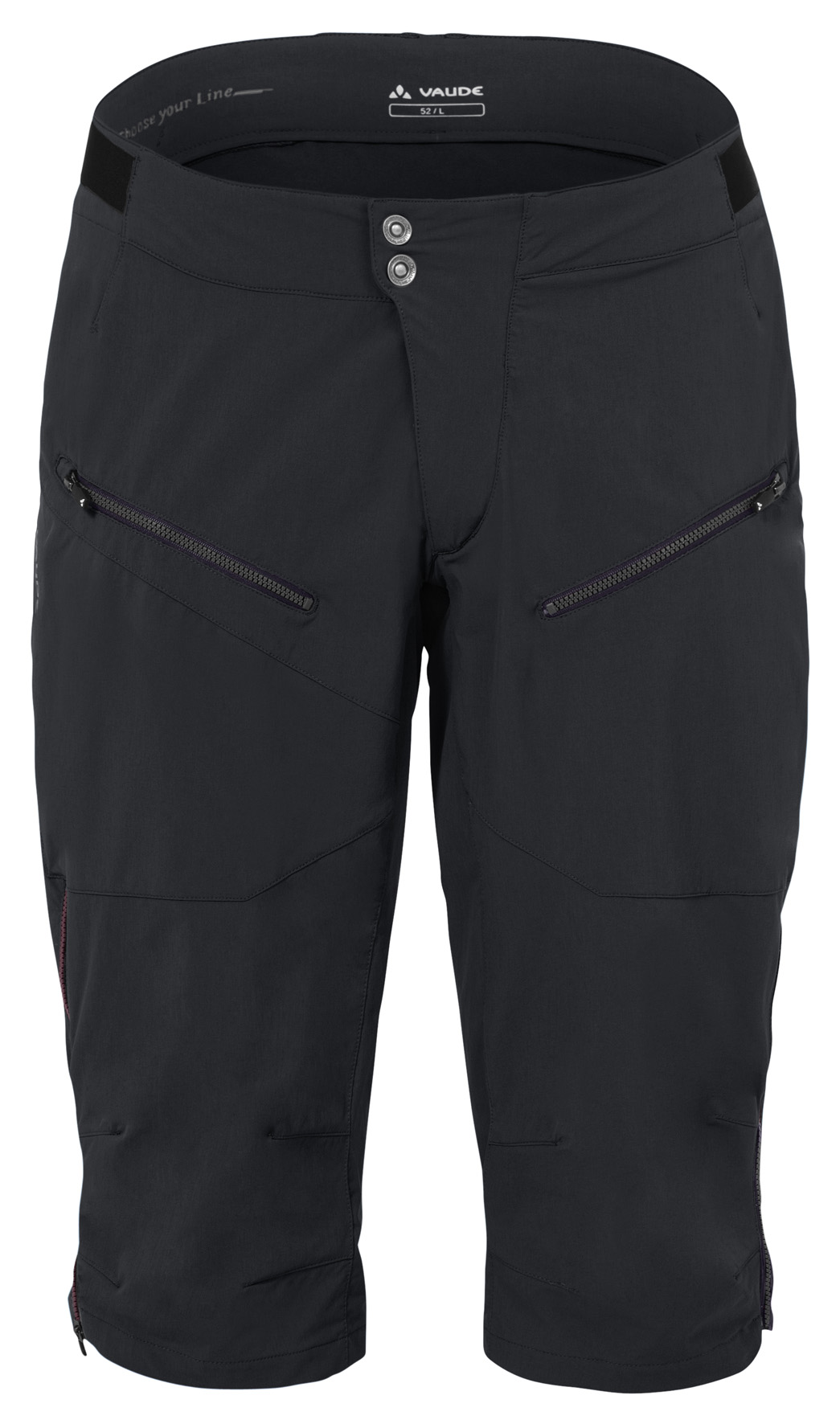 Men´s Moab Shorts black Größe XS - schneider-sports