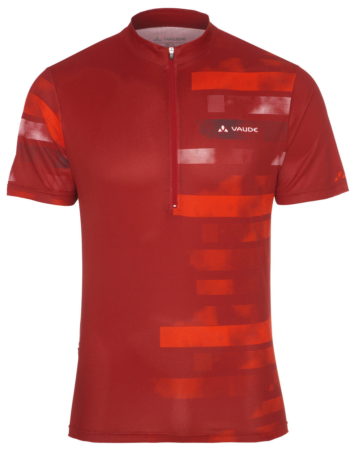 Men´s Tremalzo Shirt indian red Größe S - schneider-sports