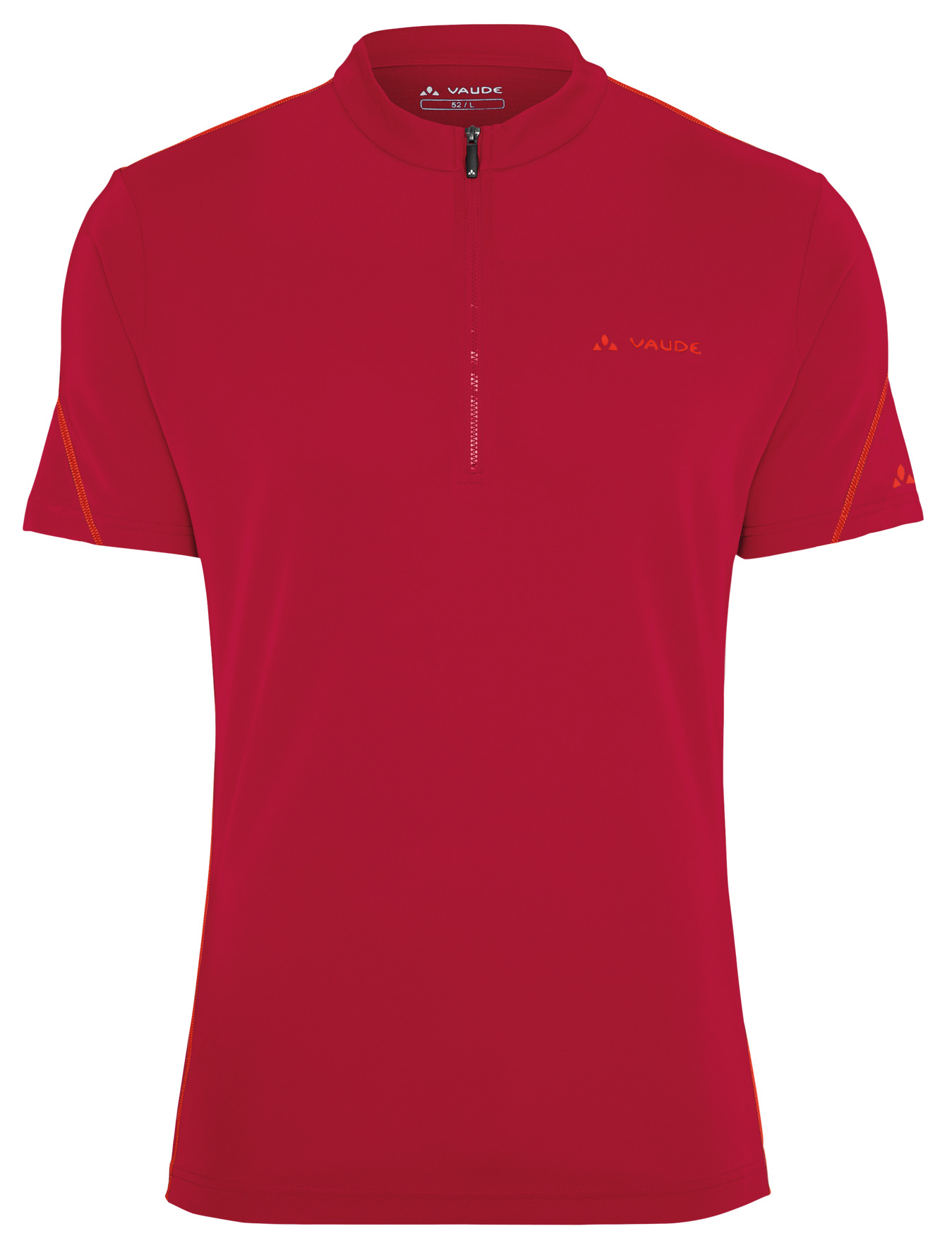 Men´s Tamaro Shirt indian red Größe S - schneider-sports