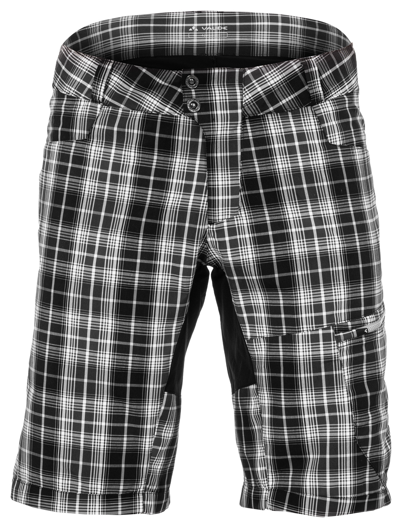 VAUDE Men´s Craggy Pants II black Größe S - schneider-sports