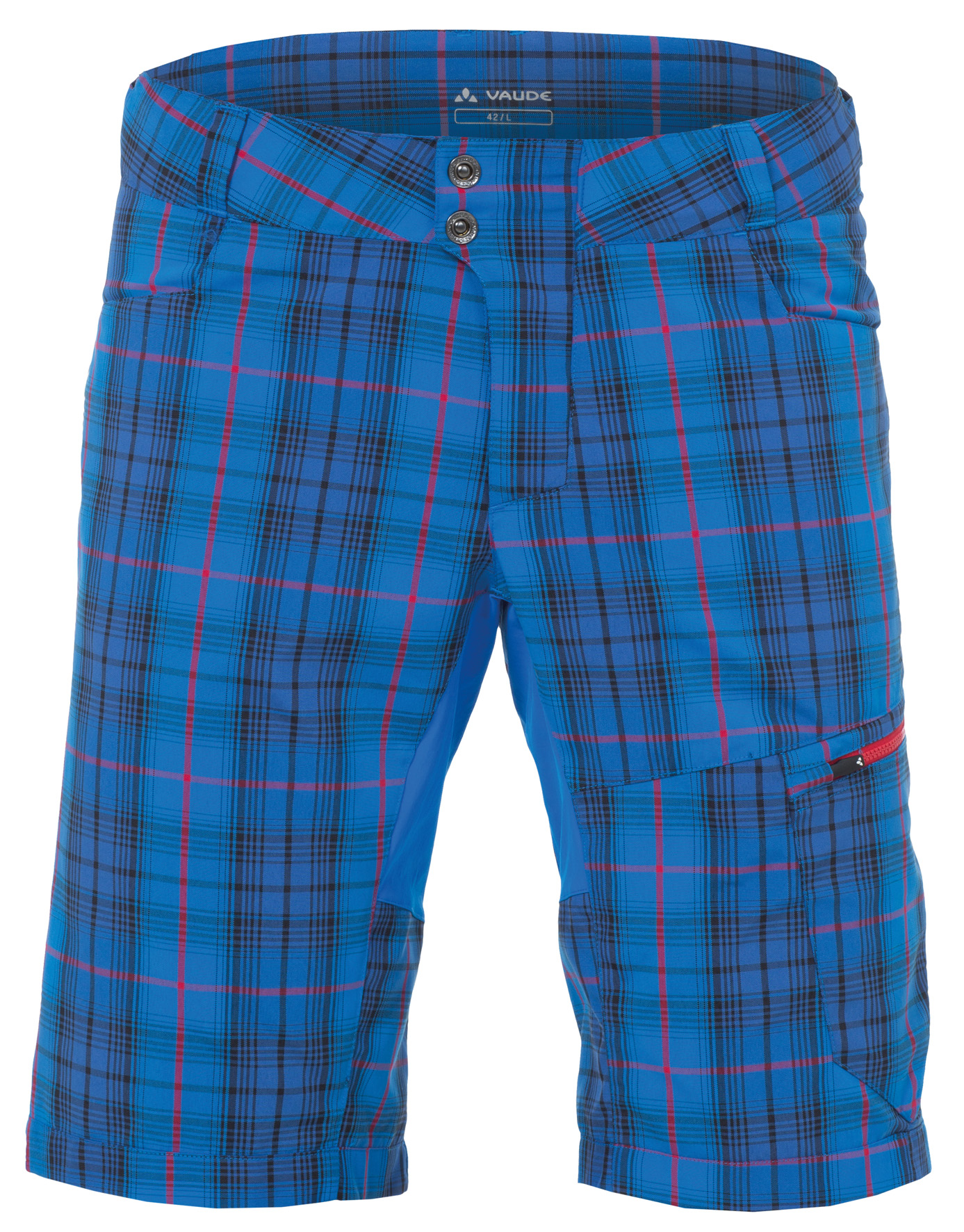 Men´s Craggy Pants II hydro blue Größe L - schneider-sports