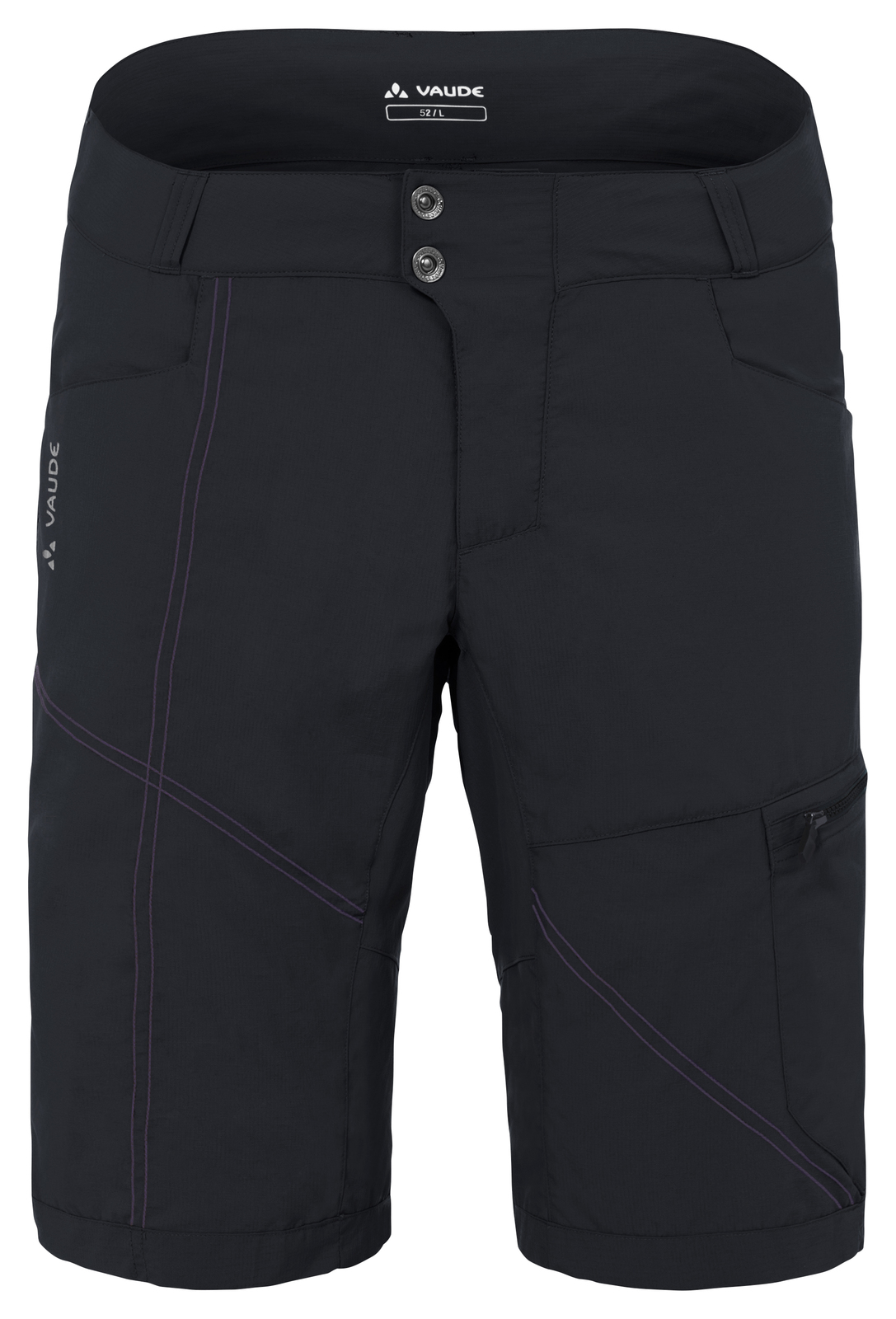 VAUDE Men´s Tamaro Shorts black Größe L - schneider-sports