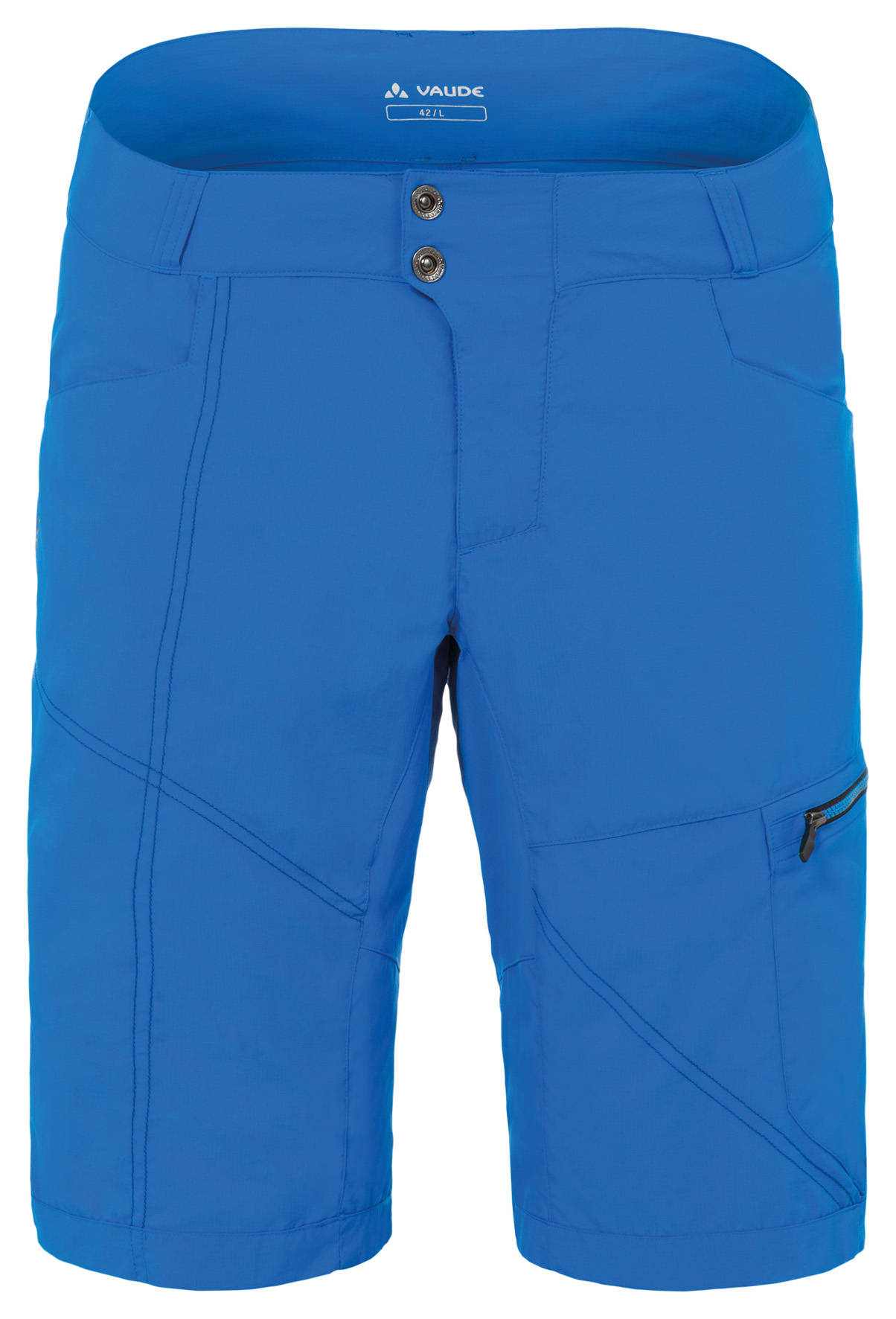 VAUDE Men´s Tamaro Shorts hydro blue Größe S - schneider-sports