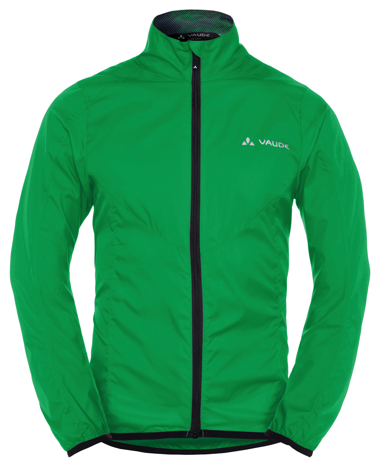VAUDE Kids Elmo Jacket II apple green Größe 122/128 - schneider-sports