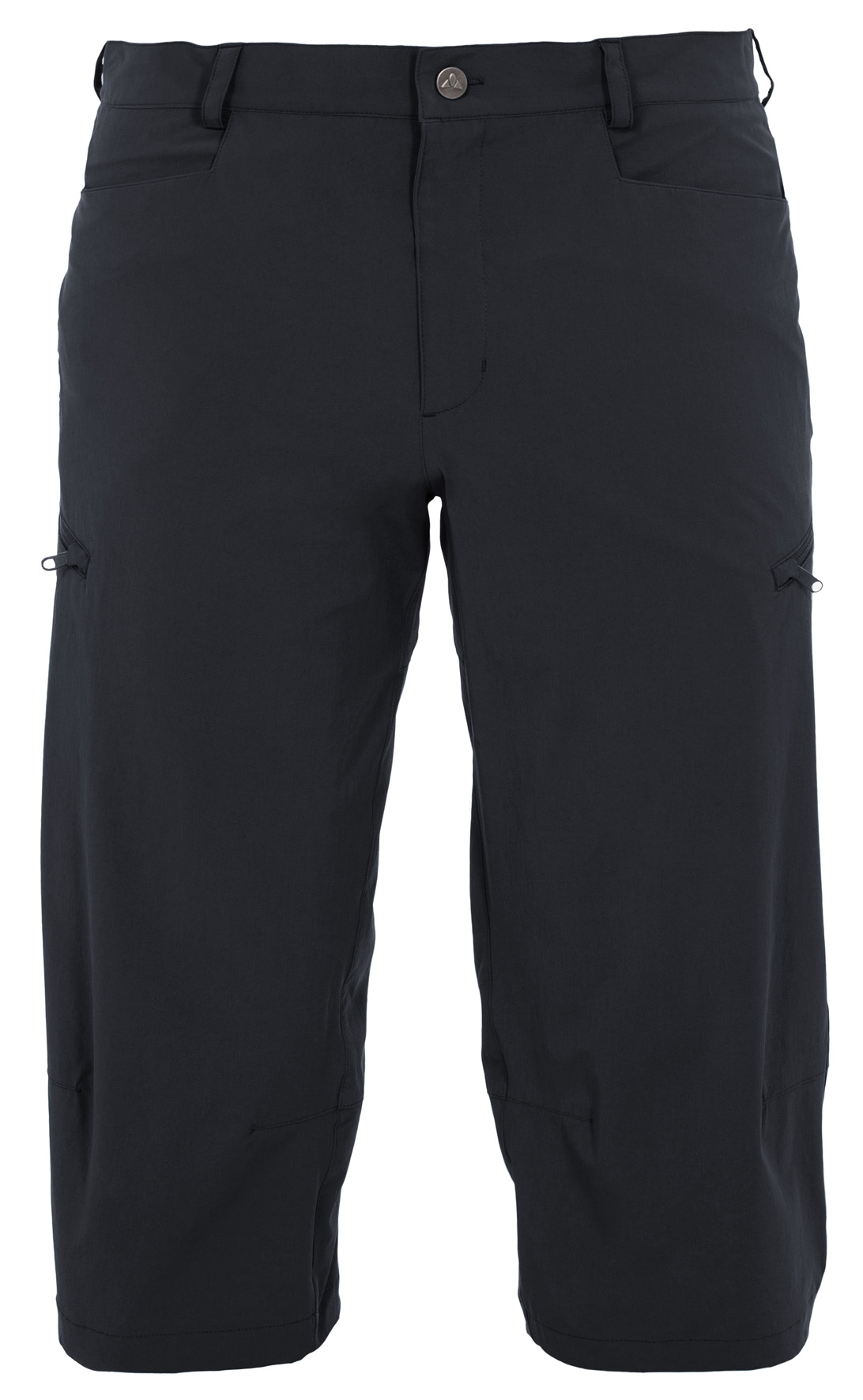 VAUDE Men´s Yaki 3/4 Pants black Größe S - schneider-sports