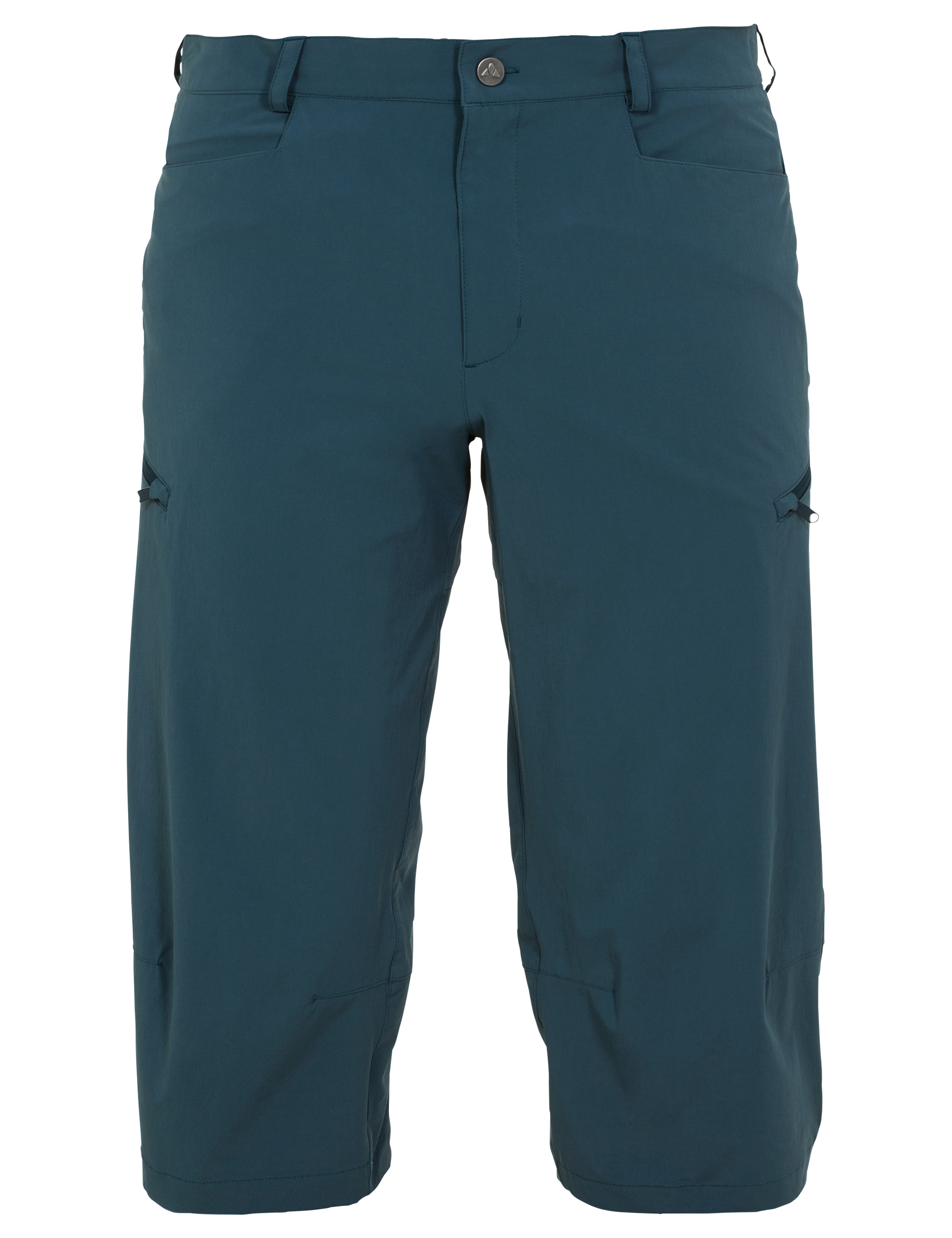 VAUDE Men´s Yaki 3/4 Pants dark petrol Größe L - schneider-sports