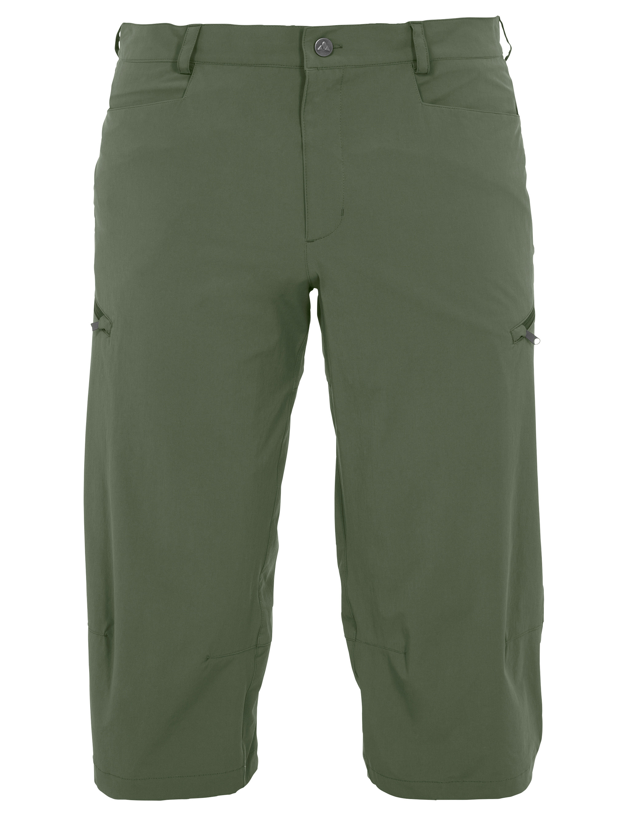 VAUDE Men´s Yaki 3/4 Pants cedar wood Größe S - schneider-sports