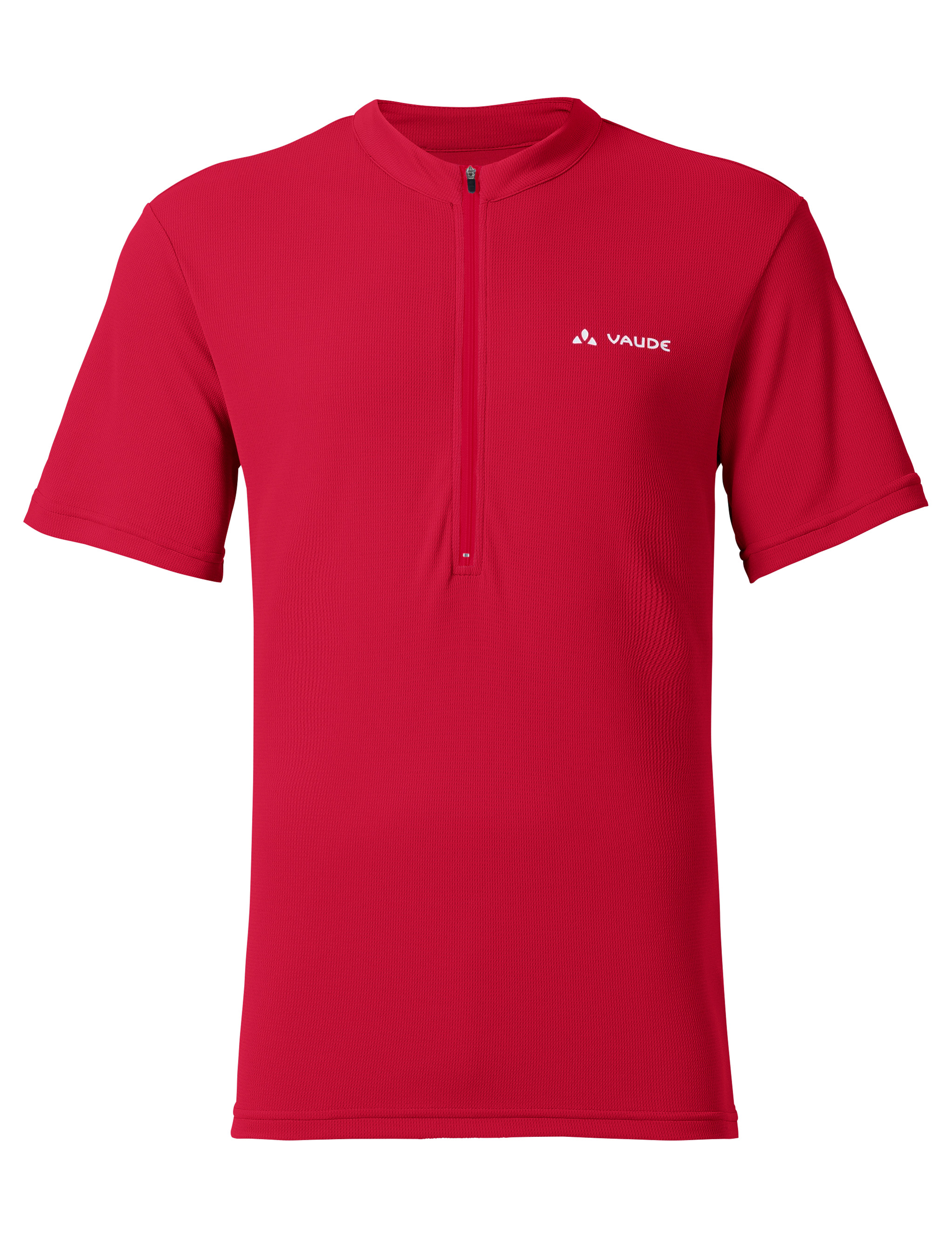VAUDE Men´s Brand Tec Shirt indian red Größe S - schneider-sports