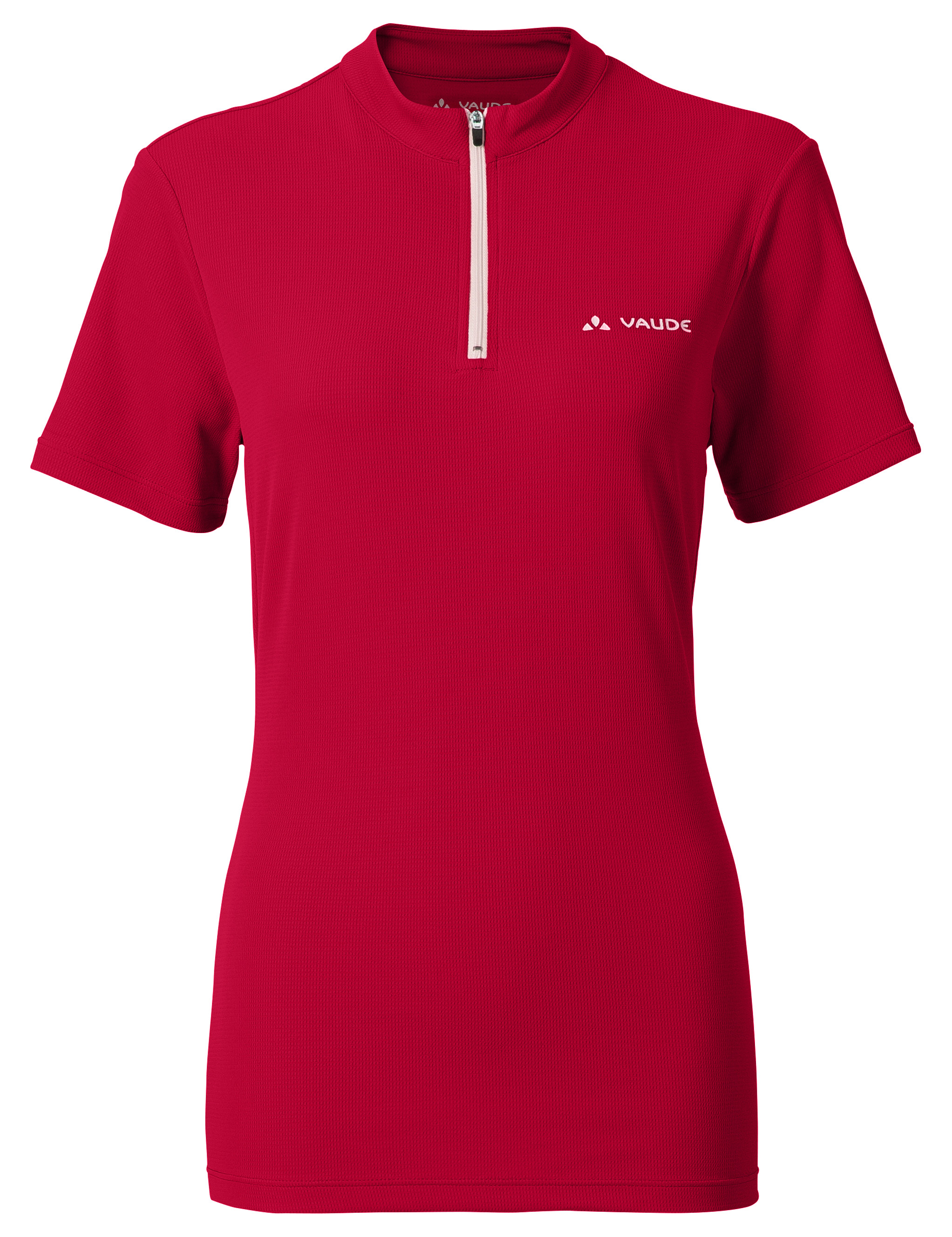 VAUDE Women´s Brand Tec Shirt indian red Größe 34 - schneider-sports
