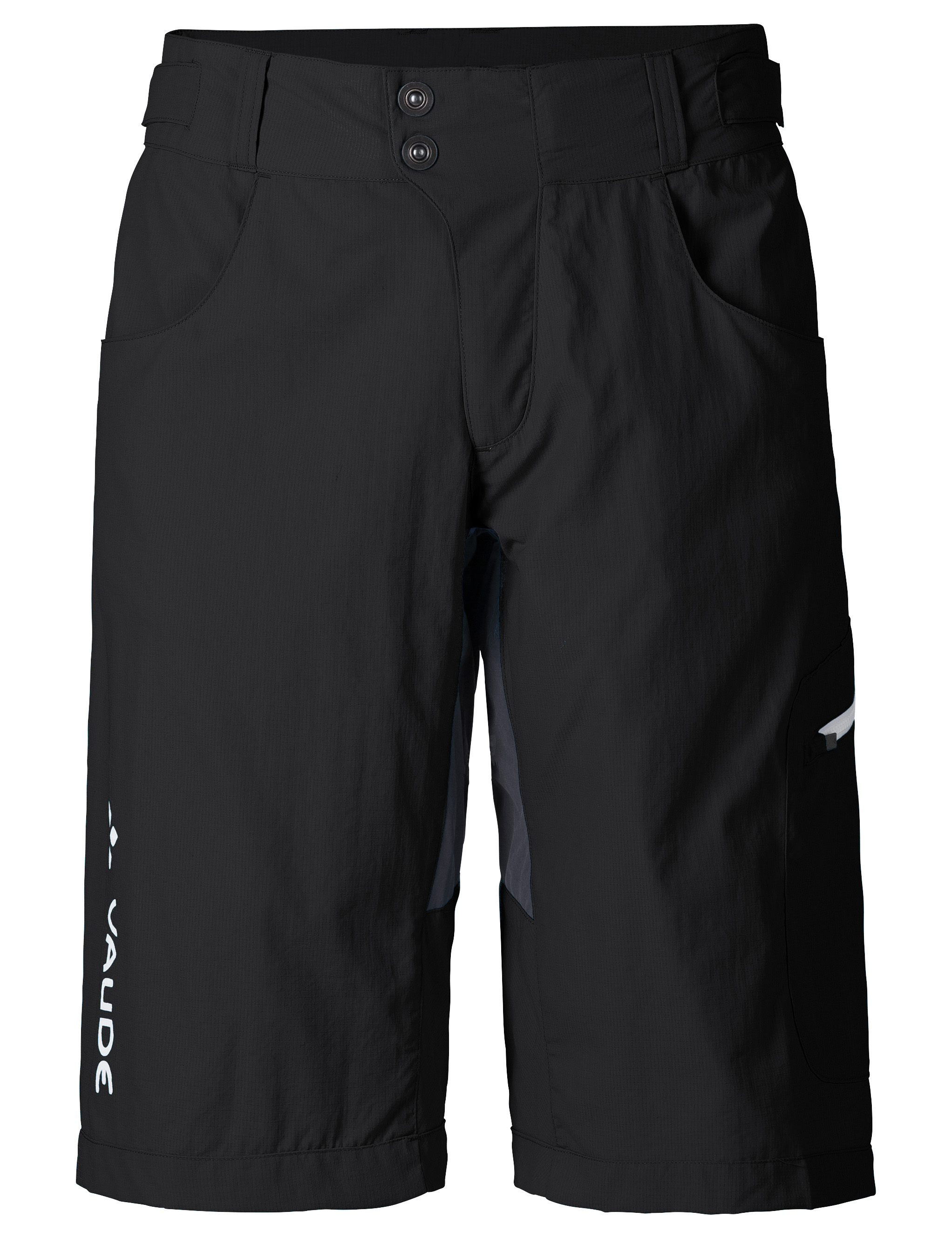 Men´s Brand Shorts black Größe XS - schneider-sports