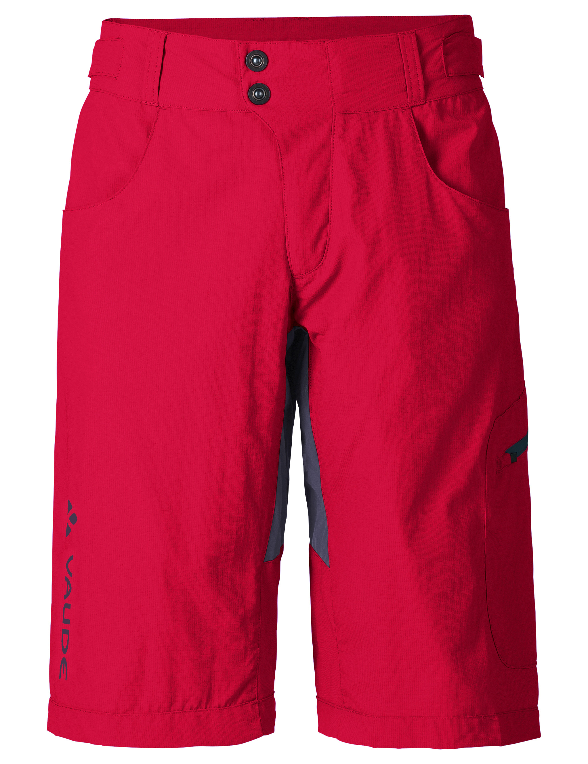 VAUDE Men´s Brand Shorts indian red Größe L - schneider-sports