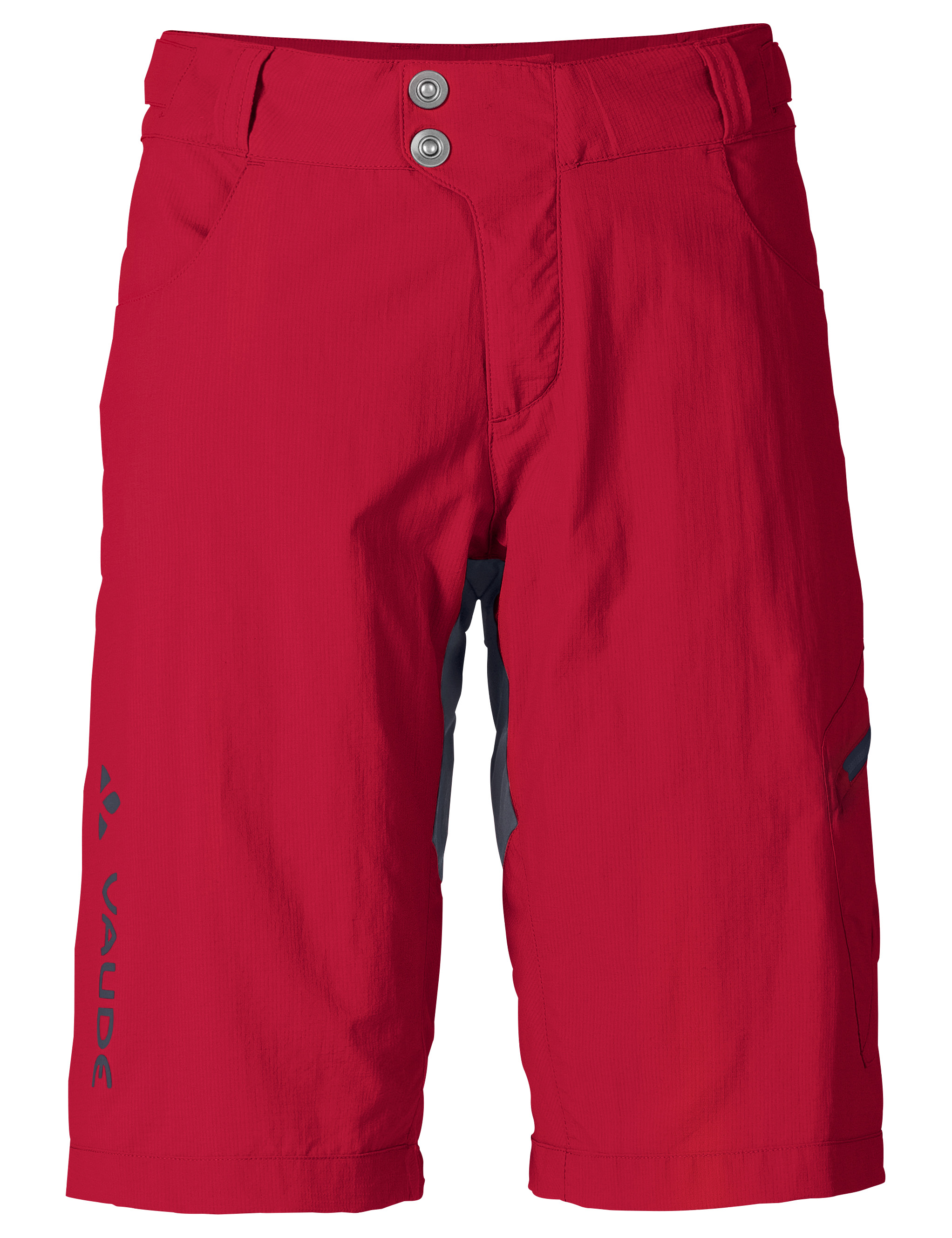 VAUDE Women´s Brand Shorts indian red Größe 34 - schneider-sports