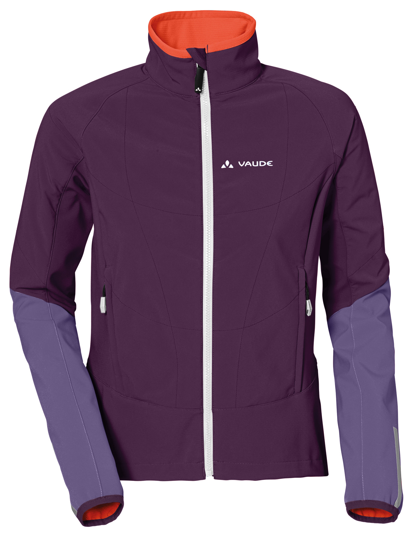VAUDE Women´s Primasoft Jacket elderberry Größe 36 - schneider-sports