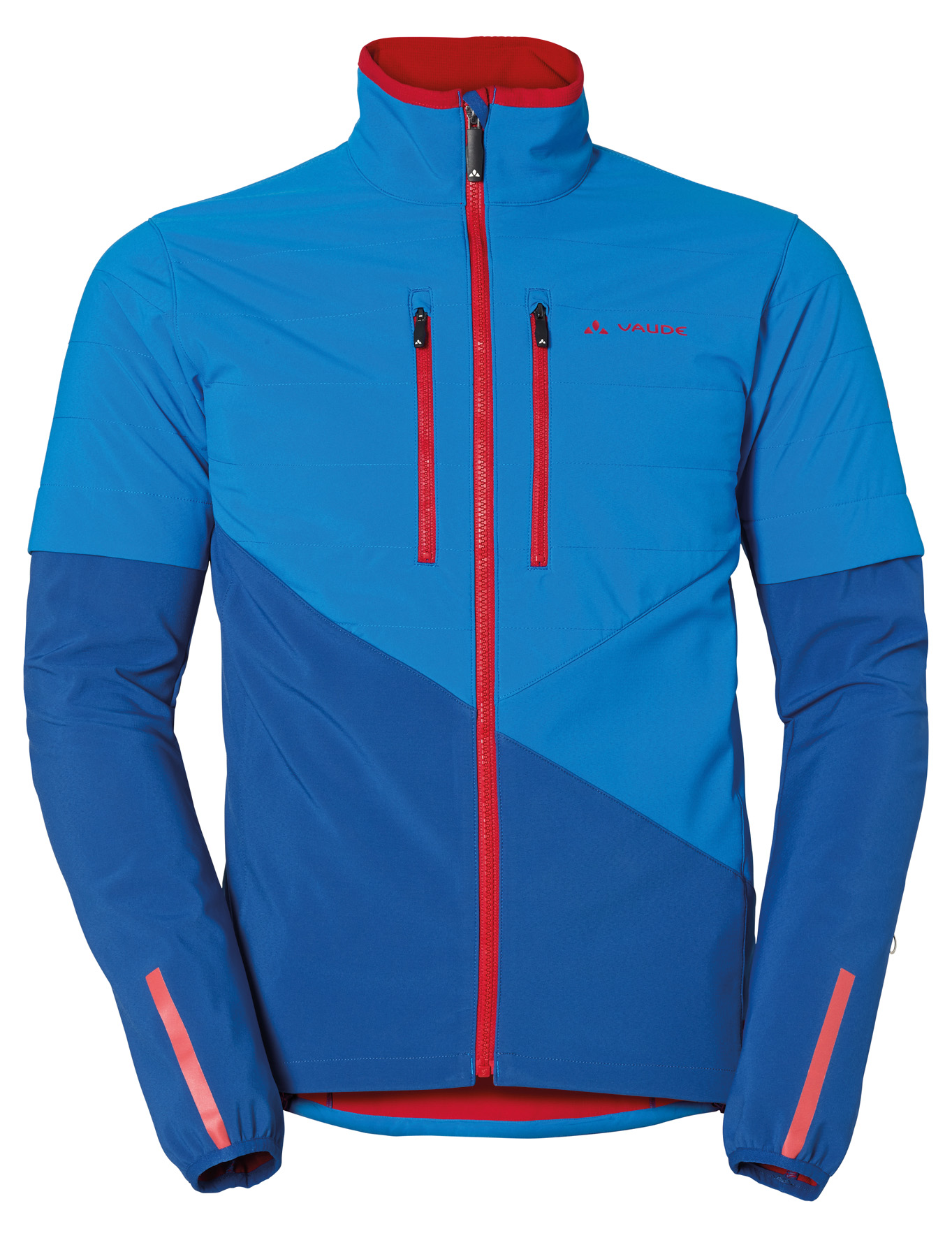 VAUDE Men´s Primasoft Jacket hydro blue Größe XL - schneider-sports