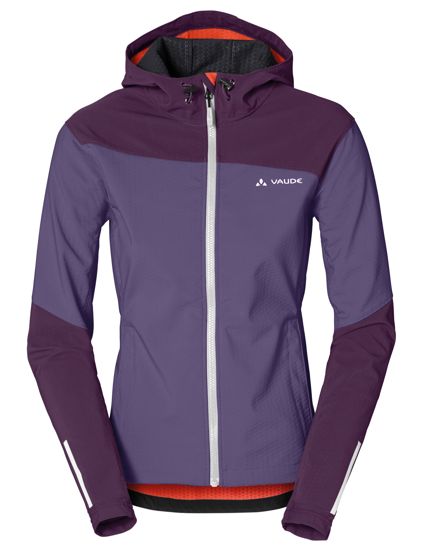 VAUDE Women´s Chiva Softshell Jacket dusty violet Größe 36 - schneider-sports