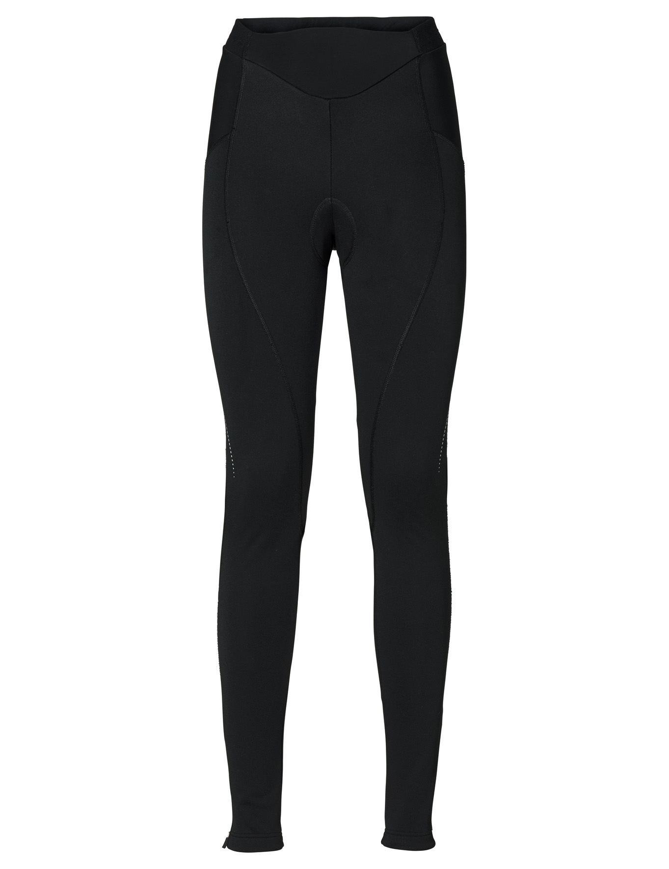 VAUDE Women´s Advanced Warm Pants w/o SC II black Größe 34 - schneider-sports