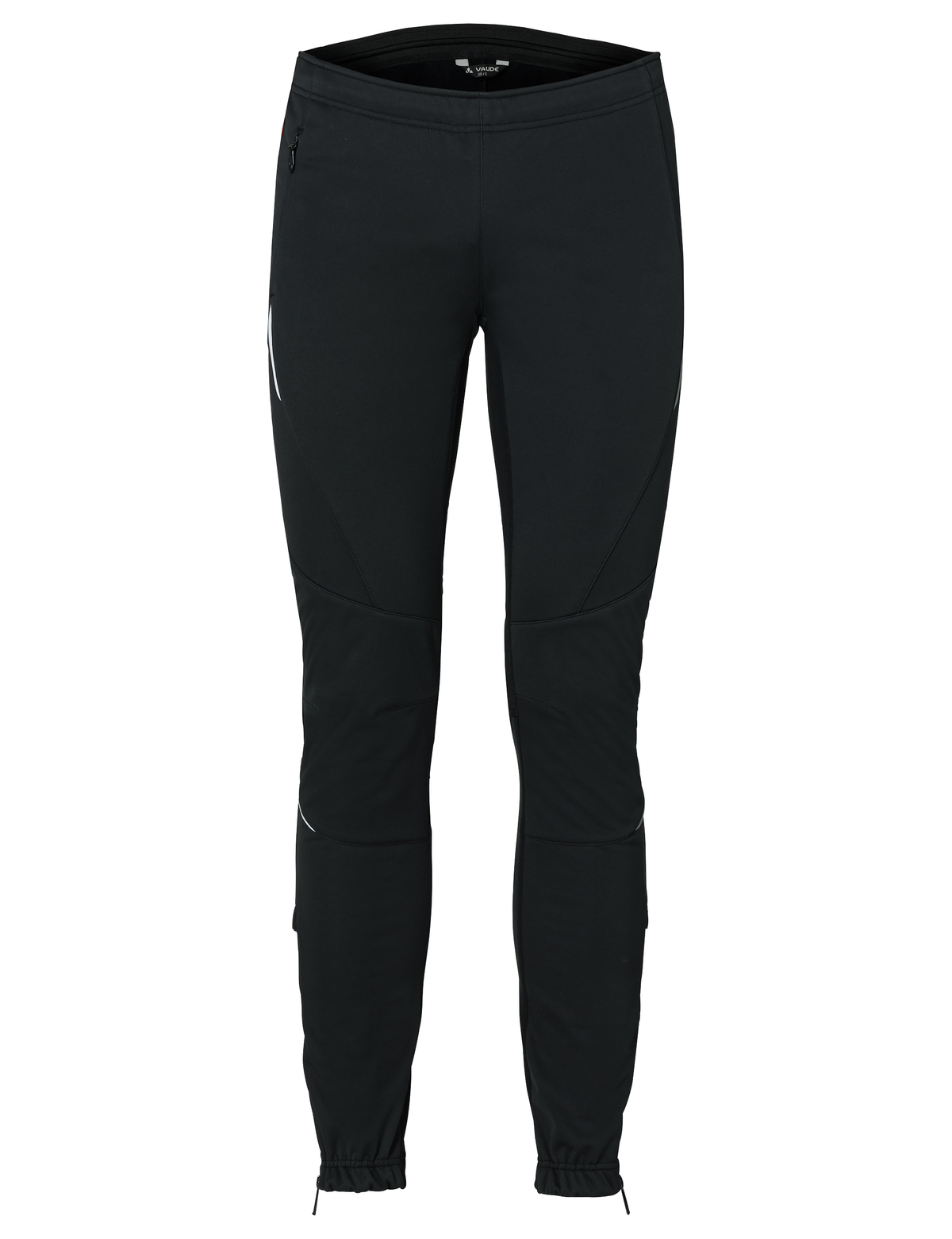VAUDE Women´s Wintry Pants III black Größe 34 - schneider-sports