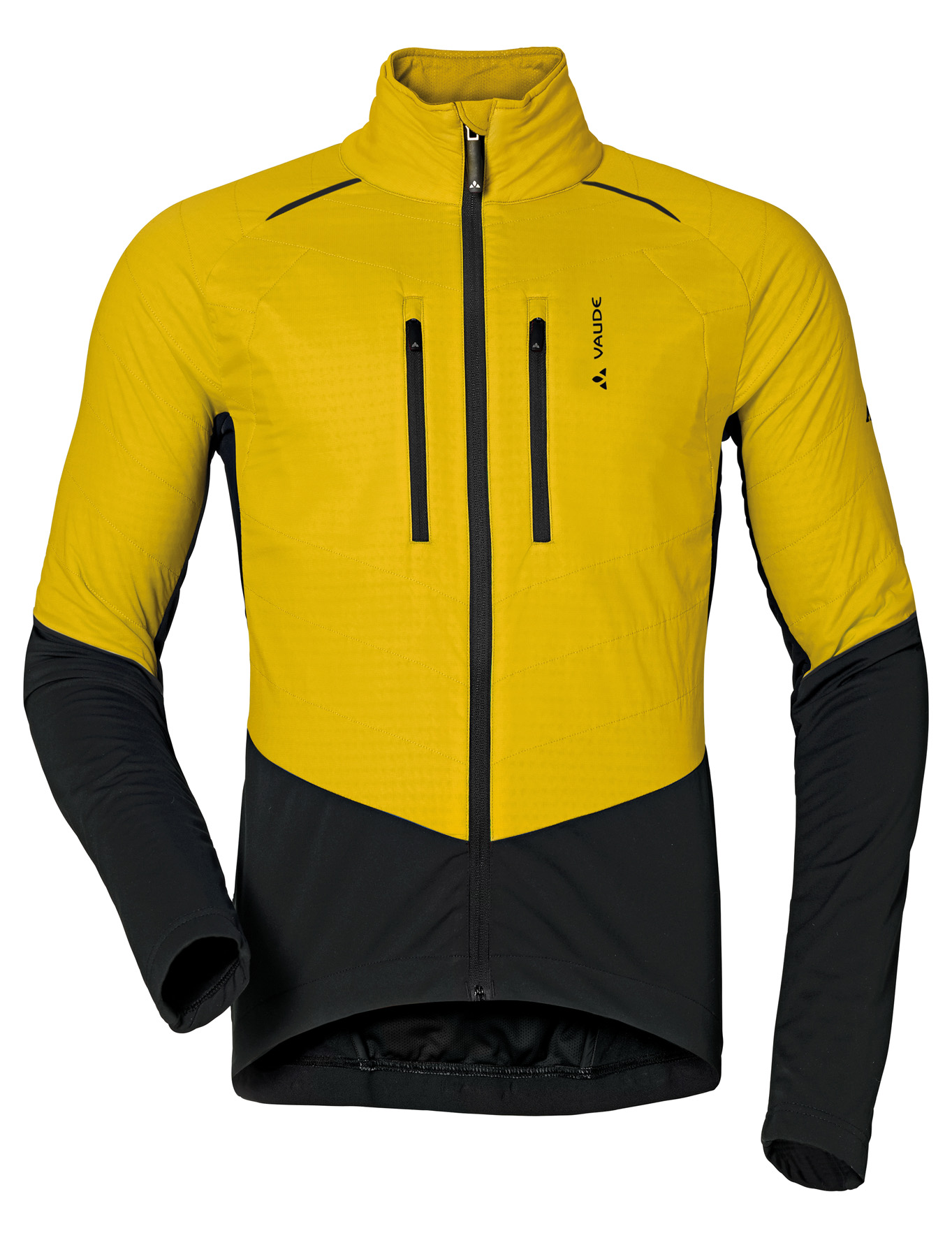 VAUDE Men´s Alphapro Jacket yellow Größe L - schneider-sports