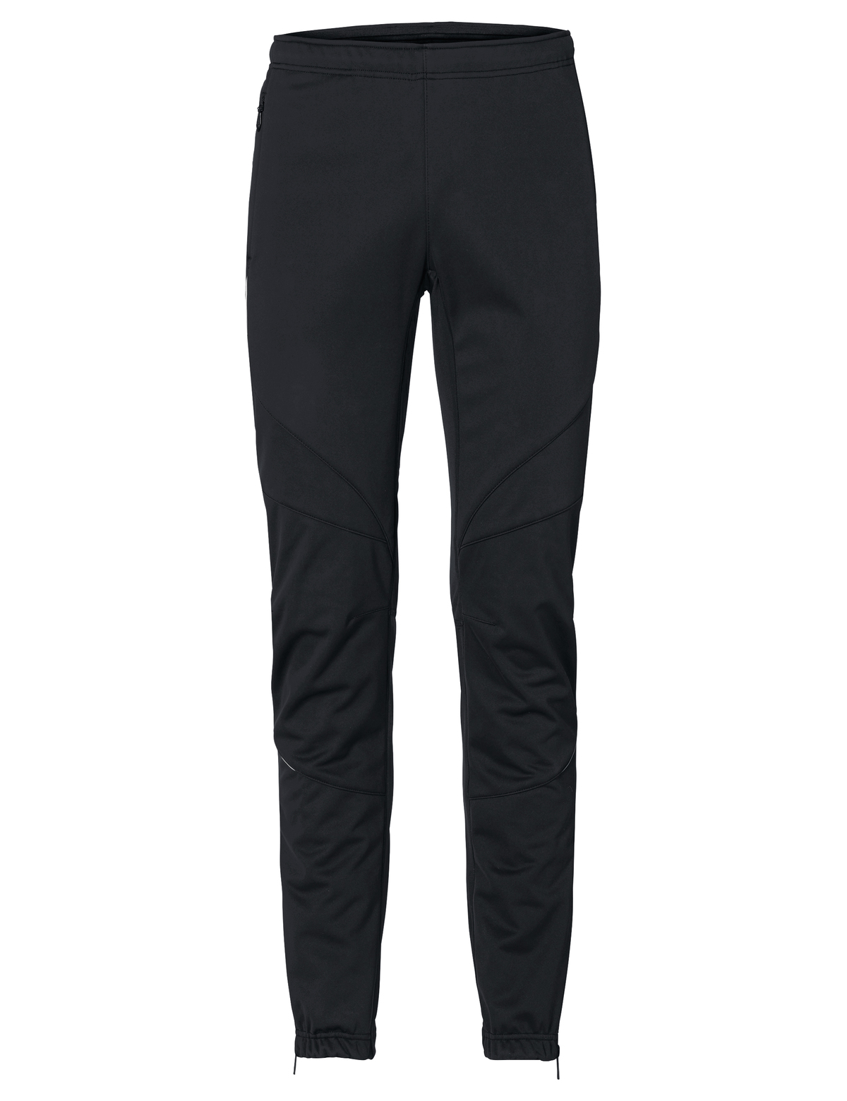 VAUDE Men´s Wintry Pants III black Größe S - schneider-sports