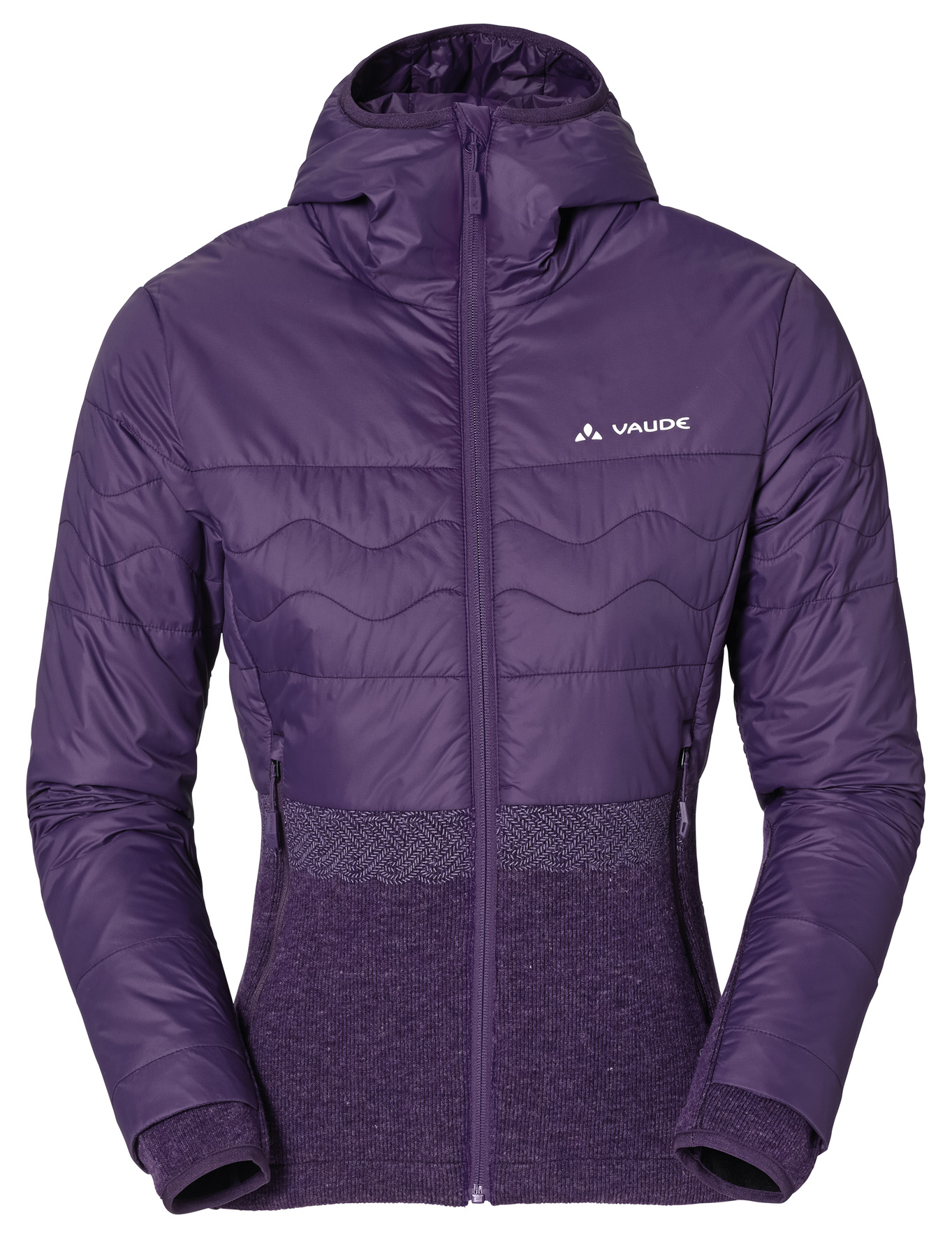 VAUDE Women´s Tirano Padded Jacket elderberry Größe 34 - schneider-sports