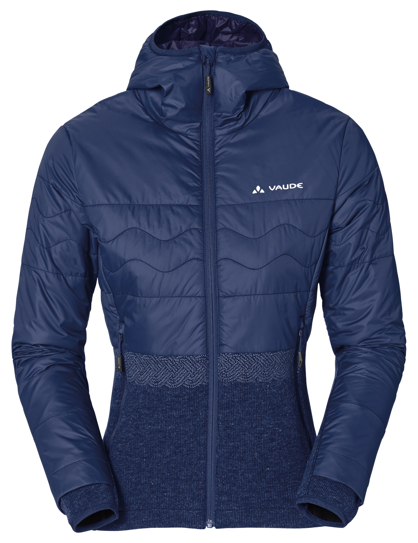 VAUDE Women´s Tirano Padded Jacket sailor blue Größe 36 - schneider-sports