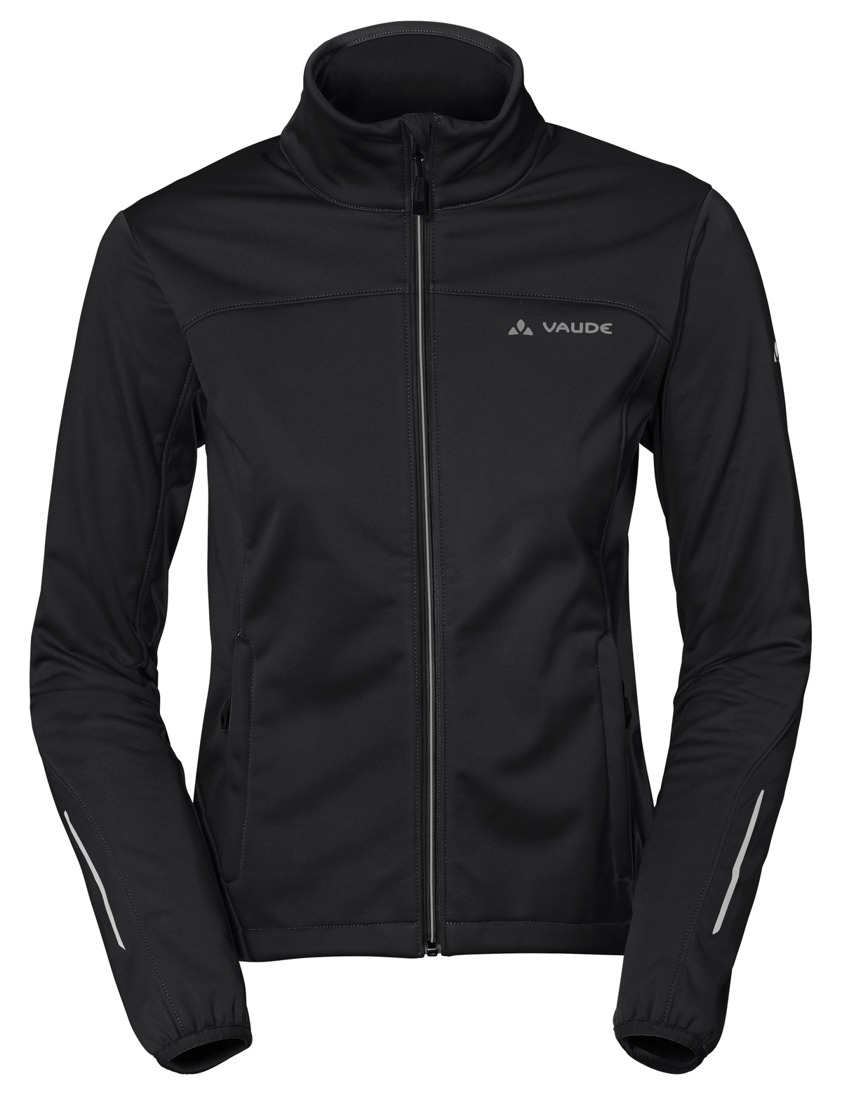 VAUDE Women´s Wintry Jacket III black Größe 36 - schneider-sports