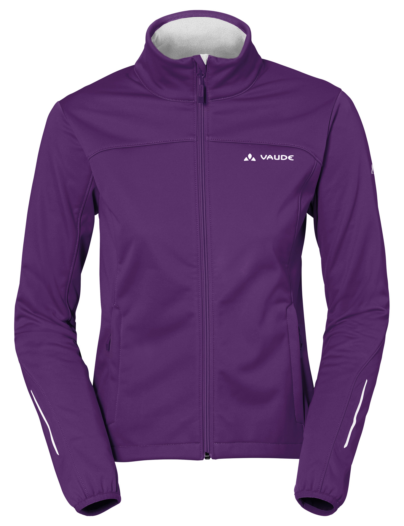 VAUDE Women´s Wintry Jacket III elderberry Größe 48 - schneider-sports