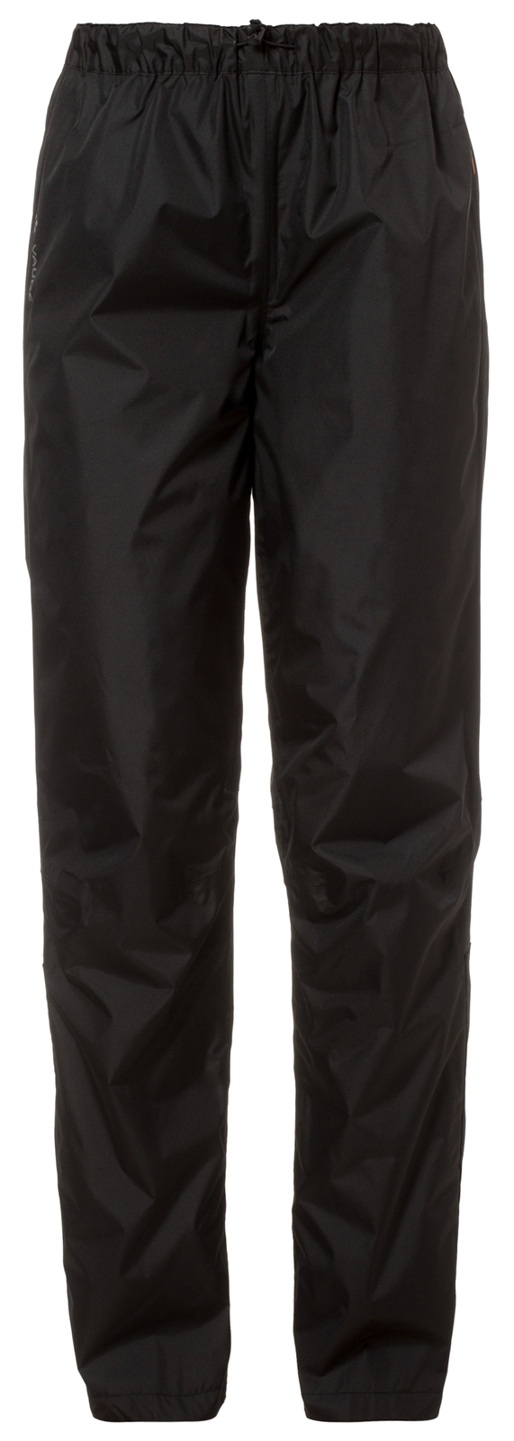 VAUDE Women´s Fluid Pants black Größe 34 - schneider-sports