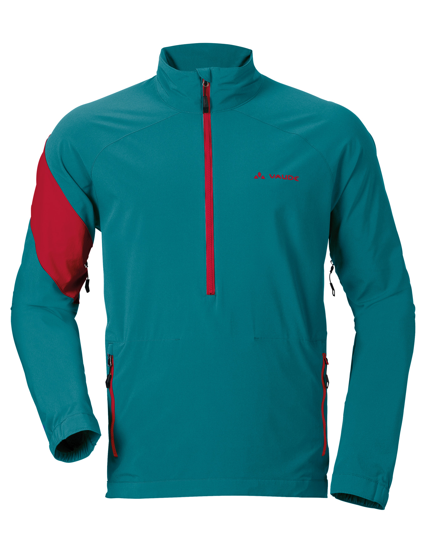 VAUDE Men´s Tremalzo Blouson green spinel Größe L - schneider-sports