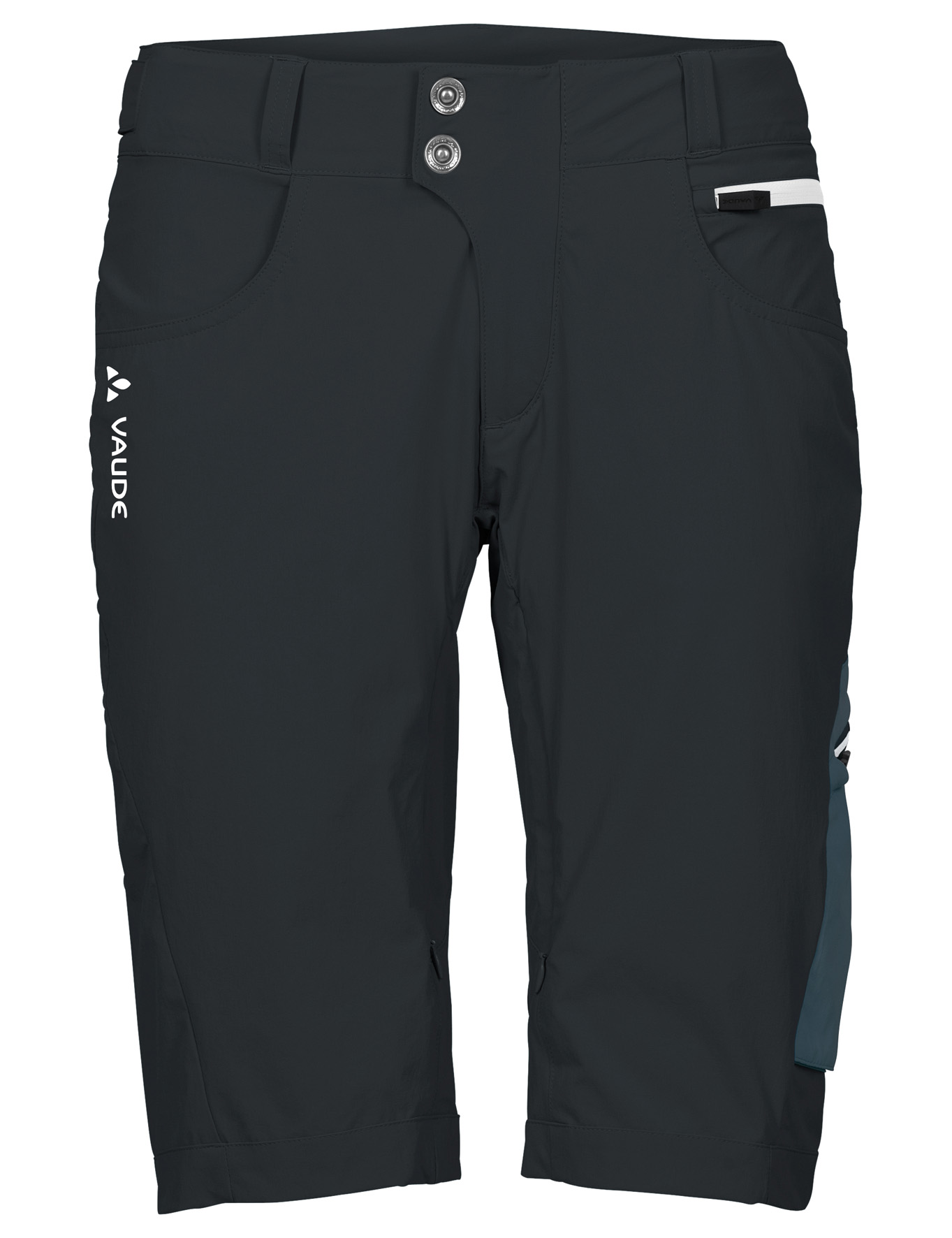 VAUDE Women´s Altissimo Shorts black Größe 36 - schneider-sports