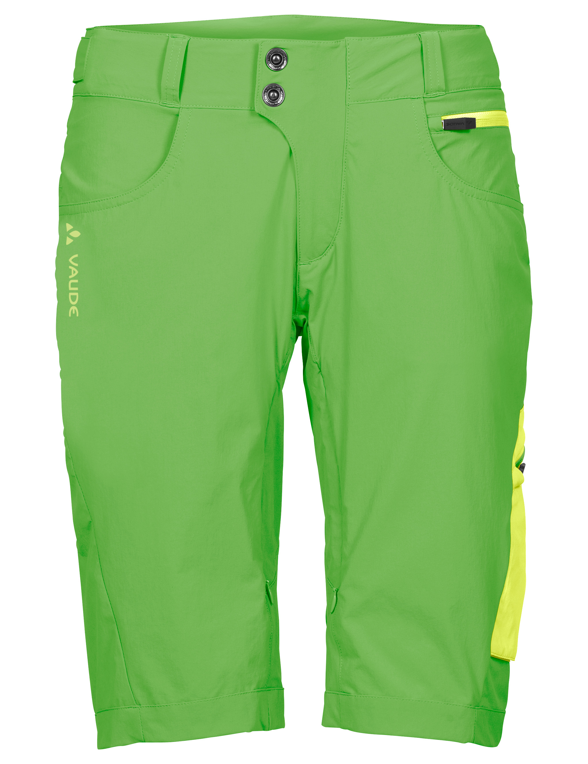 VAUDE Women´s Altissimo Shorts apple Größe 40 - schneider-sports