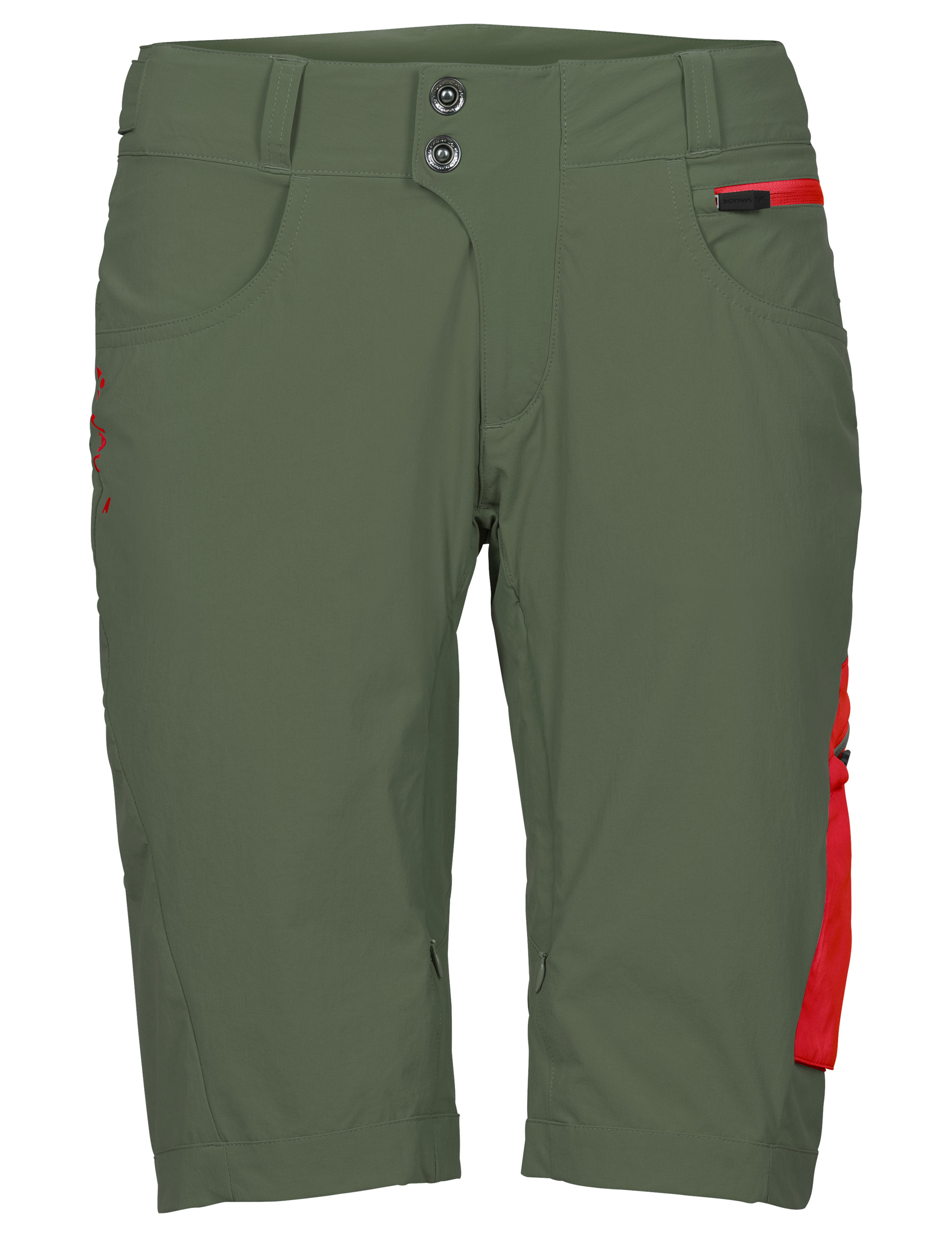 VAUDE Women´s Altissimo Shorts cedar wood Größe 36 - schneider-sports