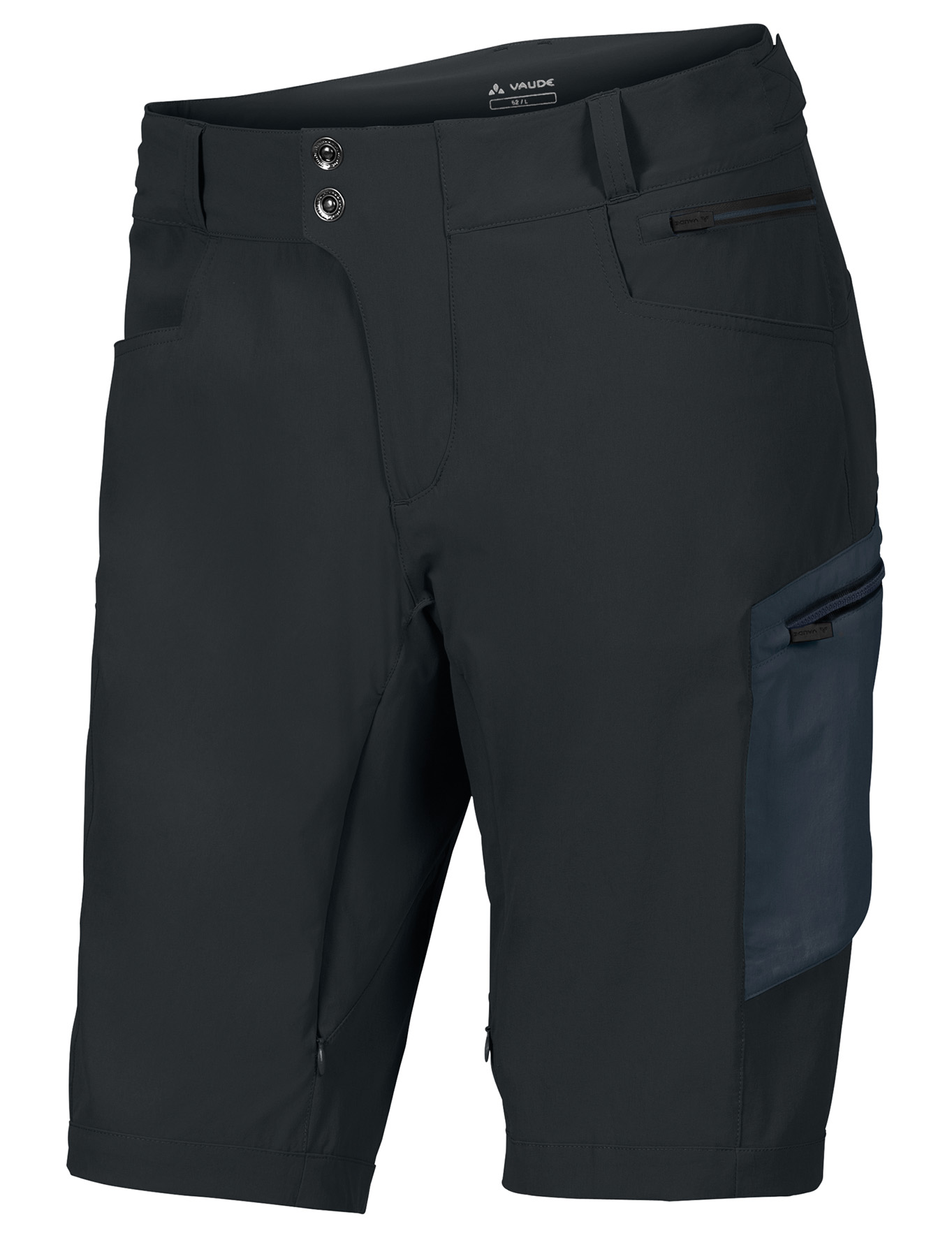 VAUDE Men´s Altissimo Shorts black Größe L - schneider-sports