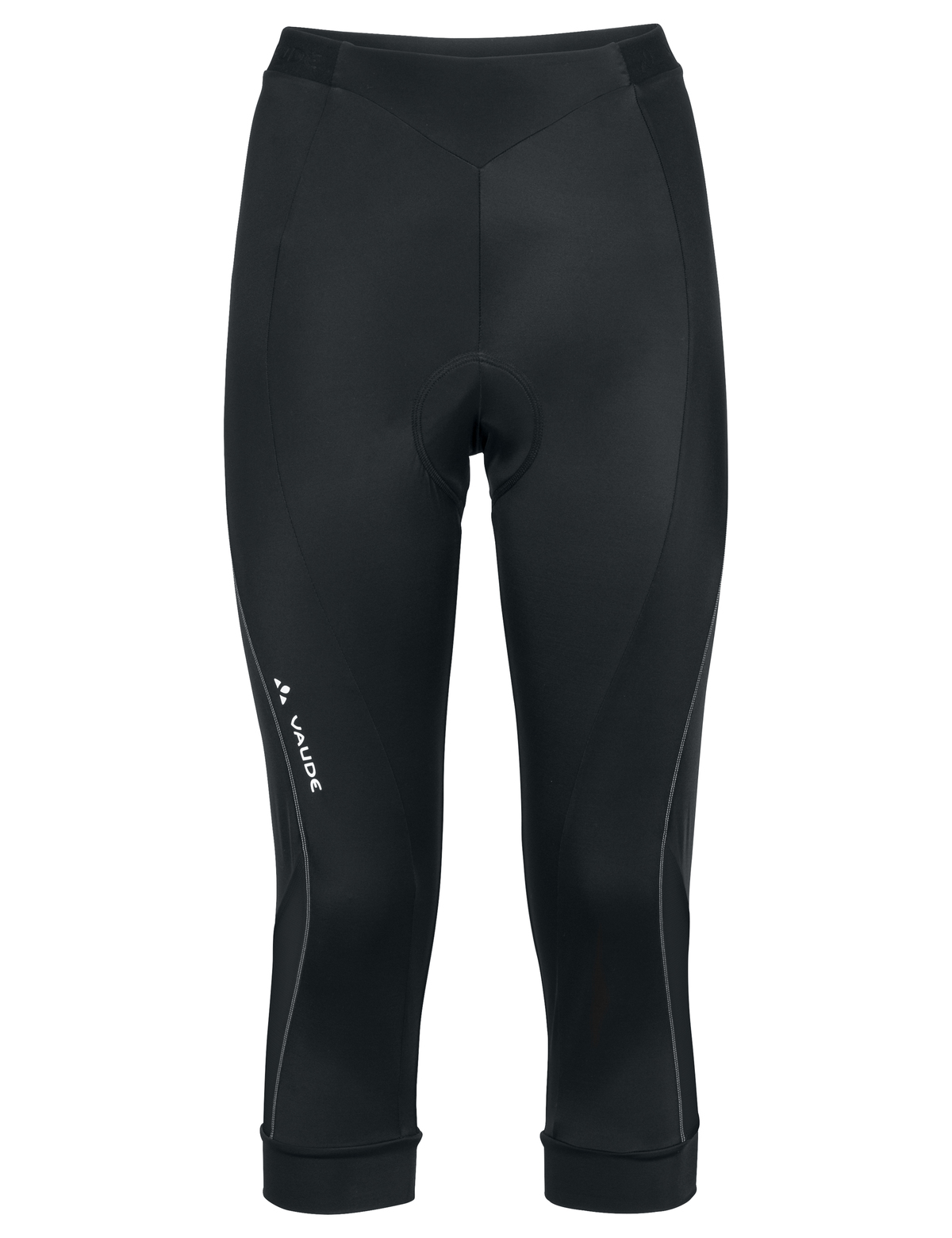 VAUDE Women´s Advanced 3/4 Pants II black Größe 34 - schneider-sports
